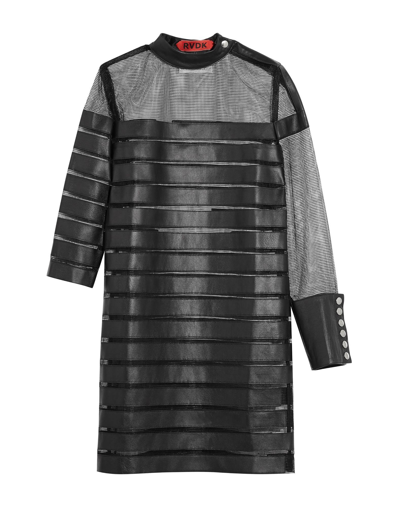 Фото - RONALD VAN DER KEMP Короткое платье v persie van basten 556688