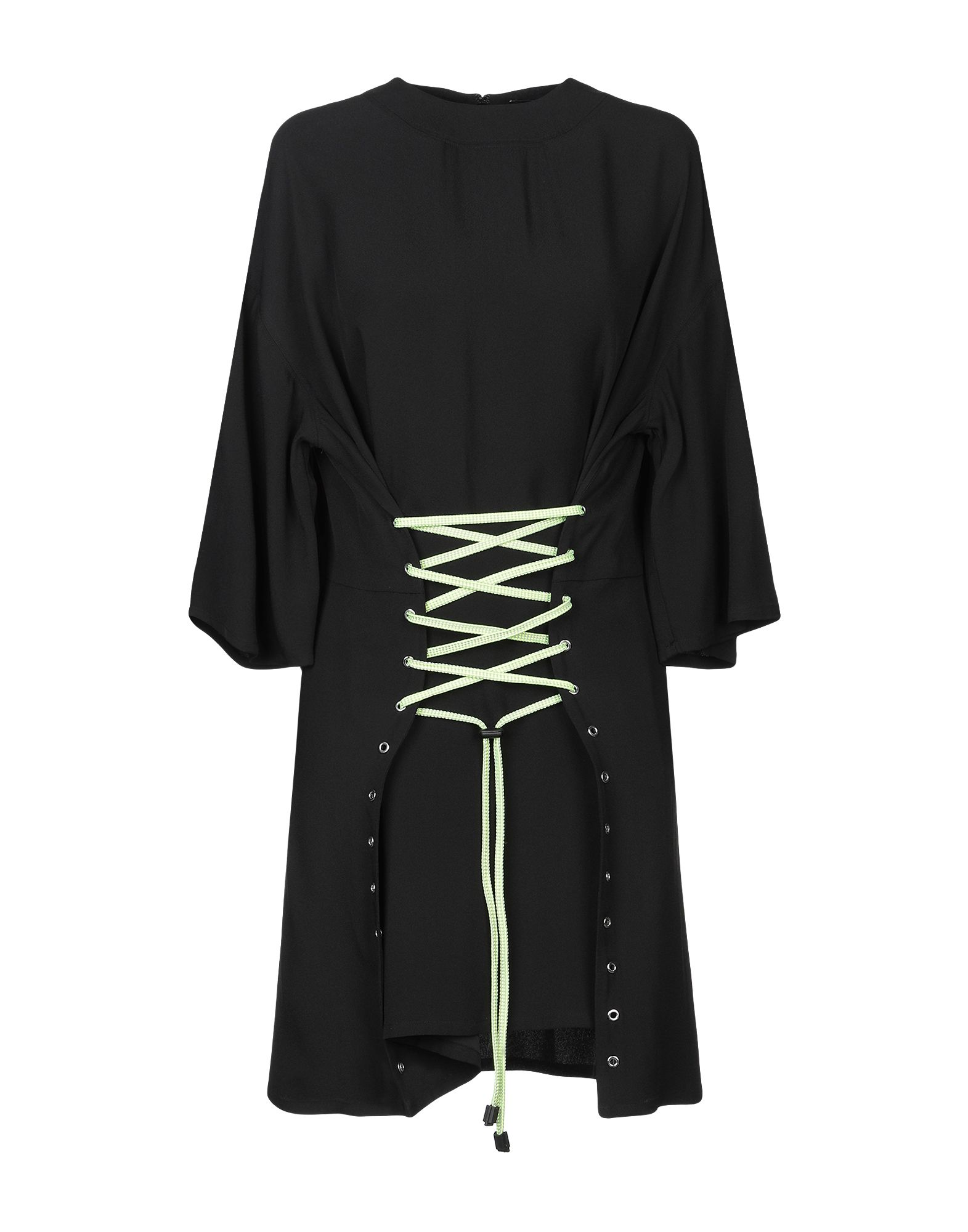 Фото - VERSUS VERSACE Короткое платье versus versace платье длиной 3 4