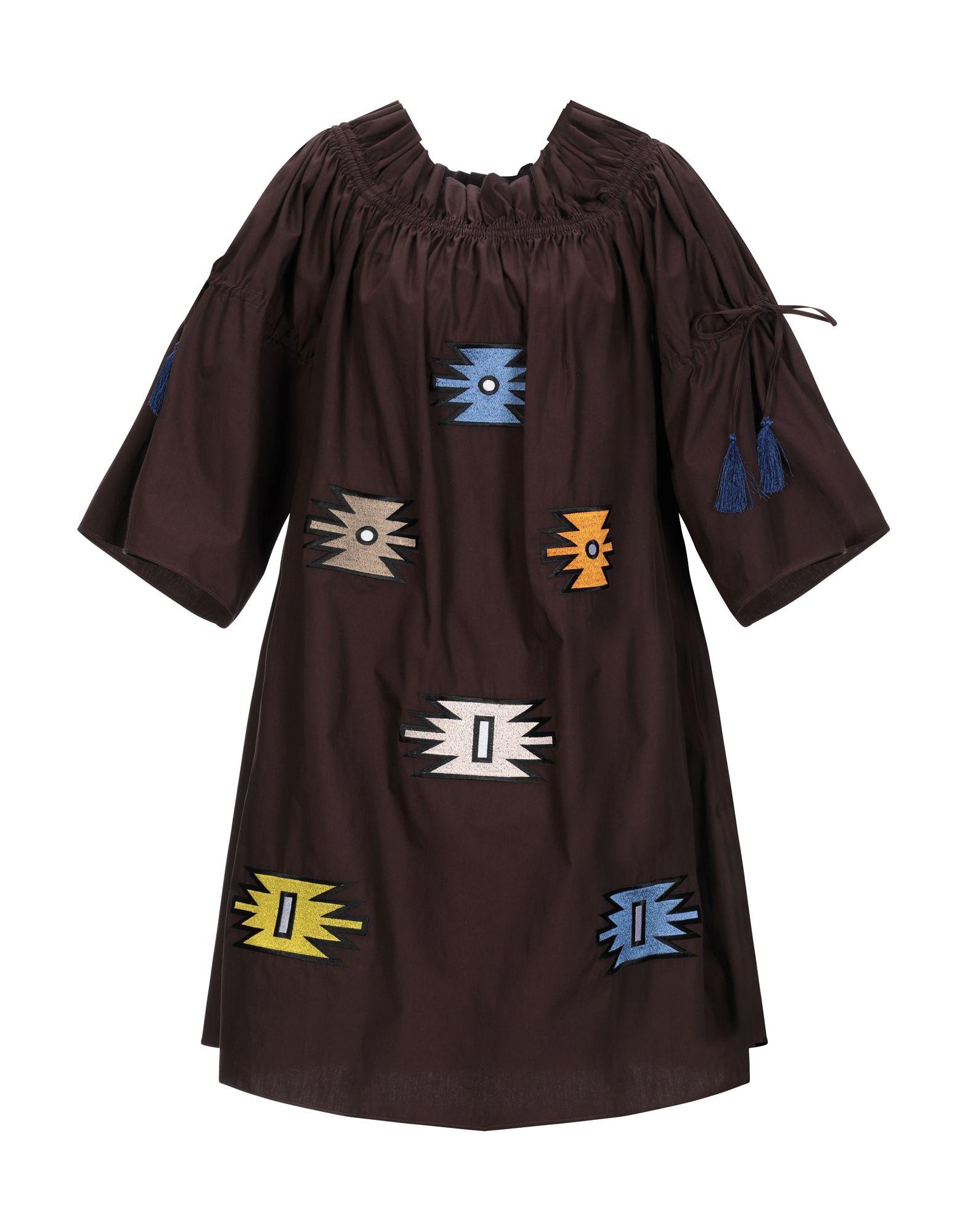 KATYA DOBRYAKOVA Короткое платье