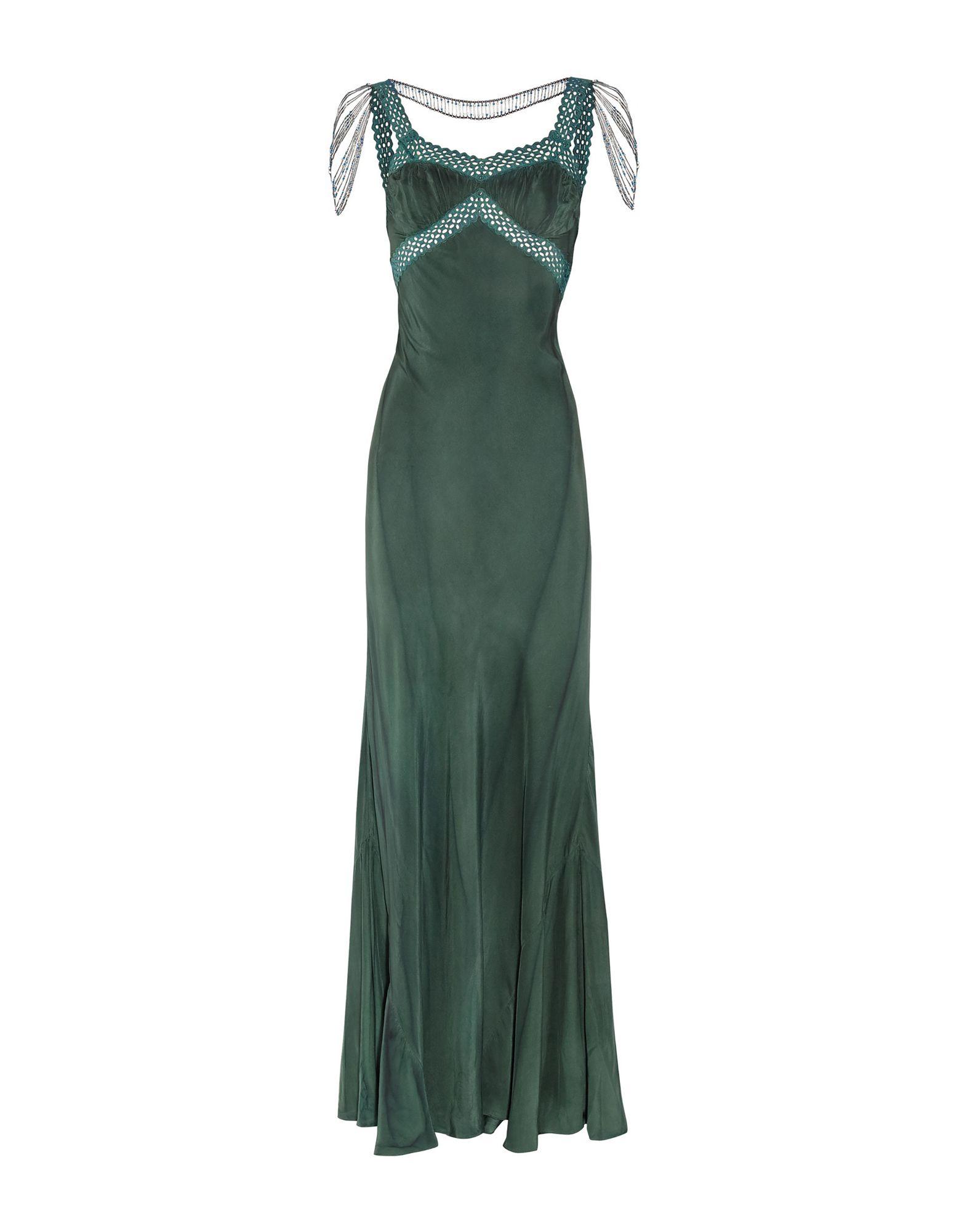 ERICKSON BEAMON Длинное платье erickson beamon