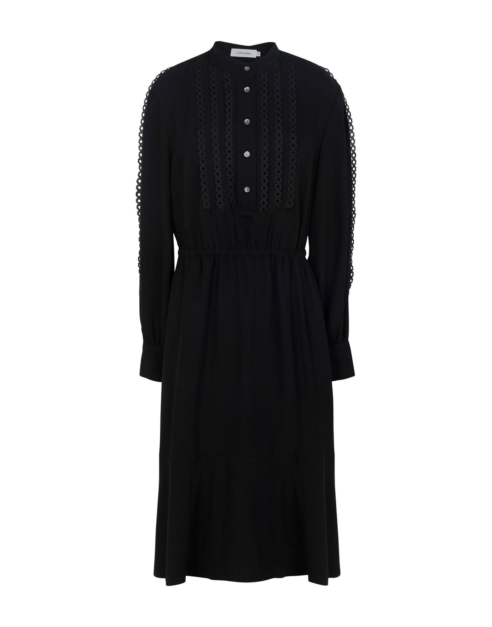 CALVIN KLEIN Платье до колена