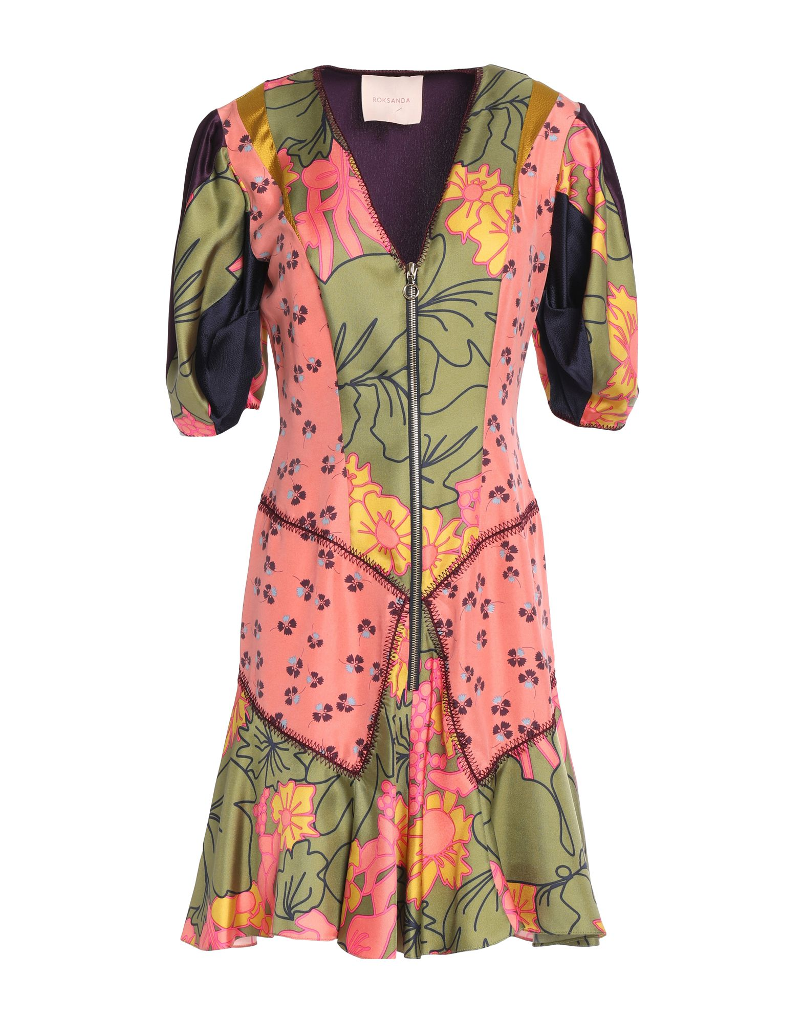 ROKSANDA Короткое платье roksanda блузка