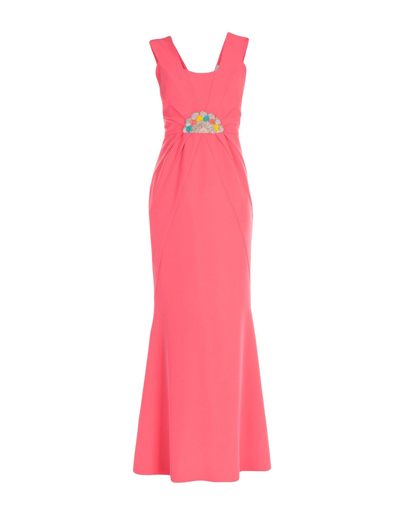 LE RAGAZZE DI ST. BARTH Длинное платье недорго, оригинальная цена