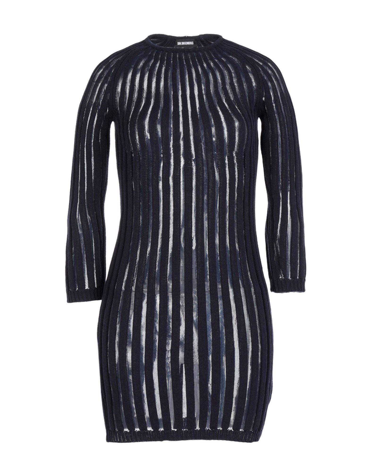 DIRK BIKKEMBERGS Короткое платье цена 2017