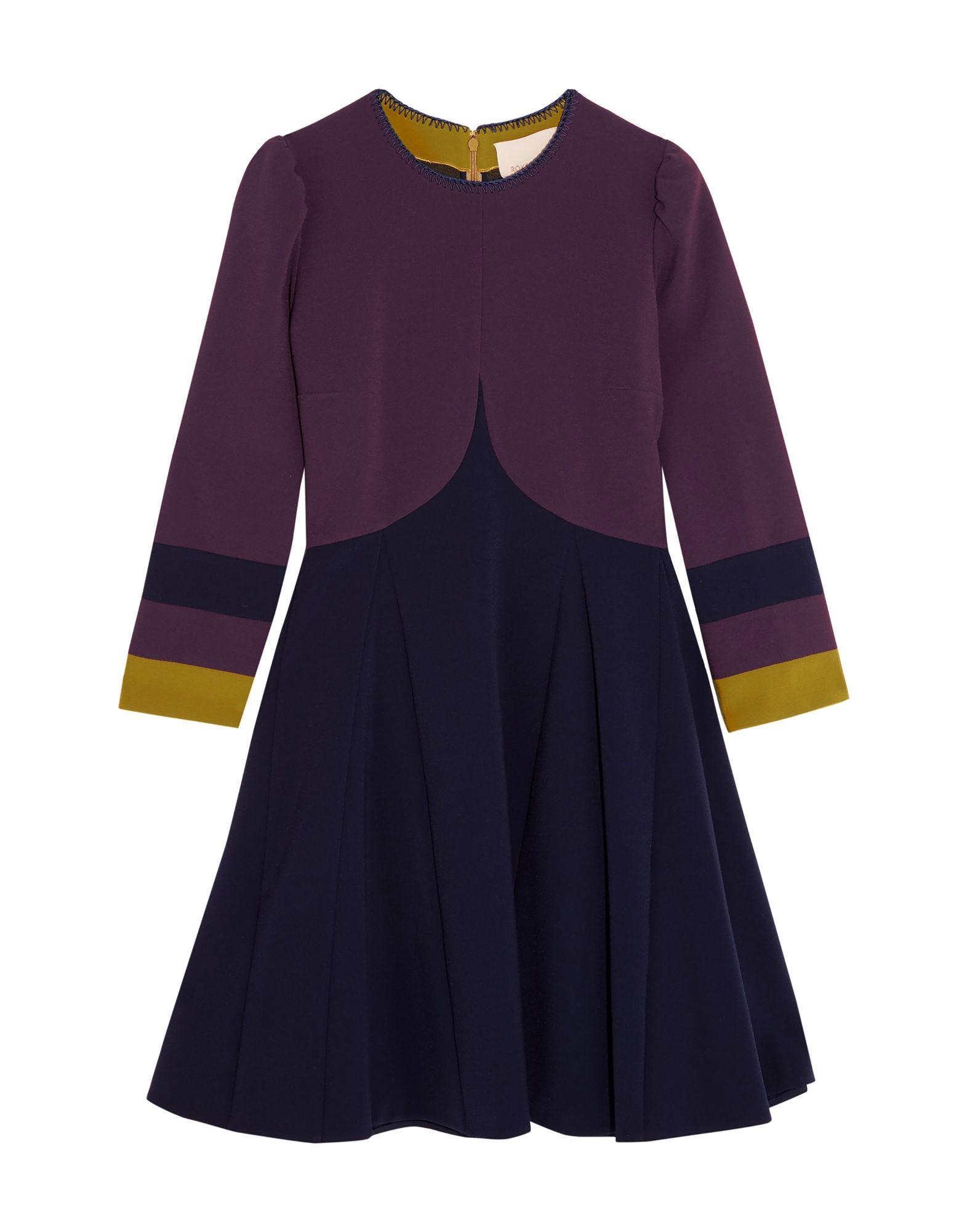 ROKSANDA Короткое платье roksanda длинная юбка