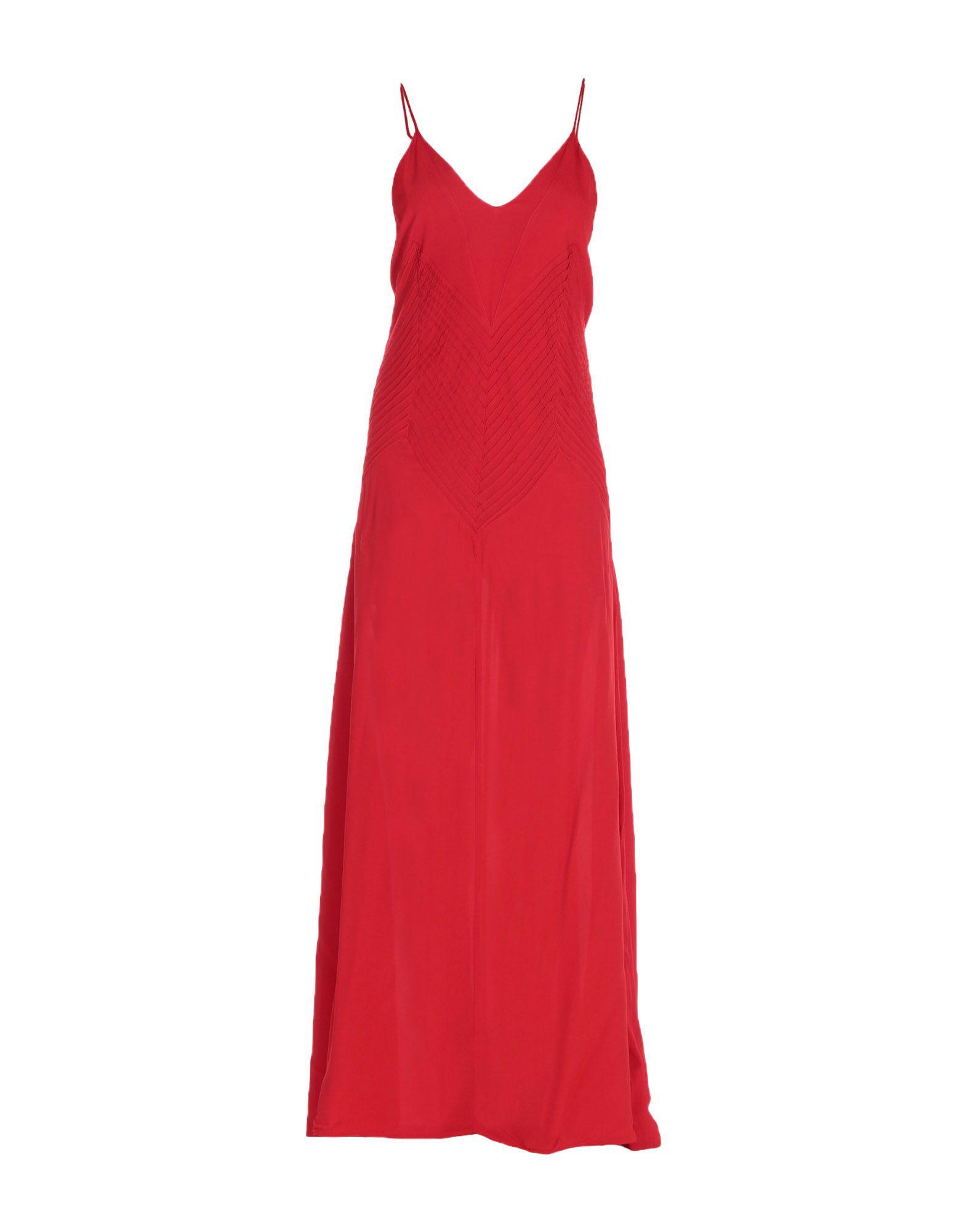 ANINE BING Длинное платье anine bing трусы