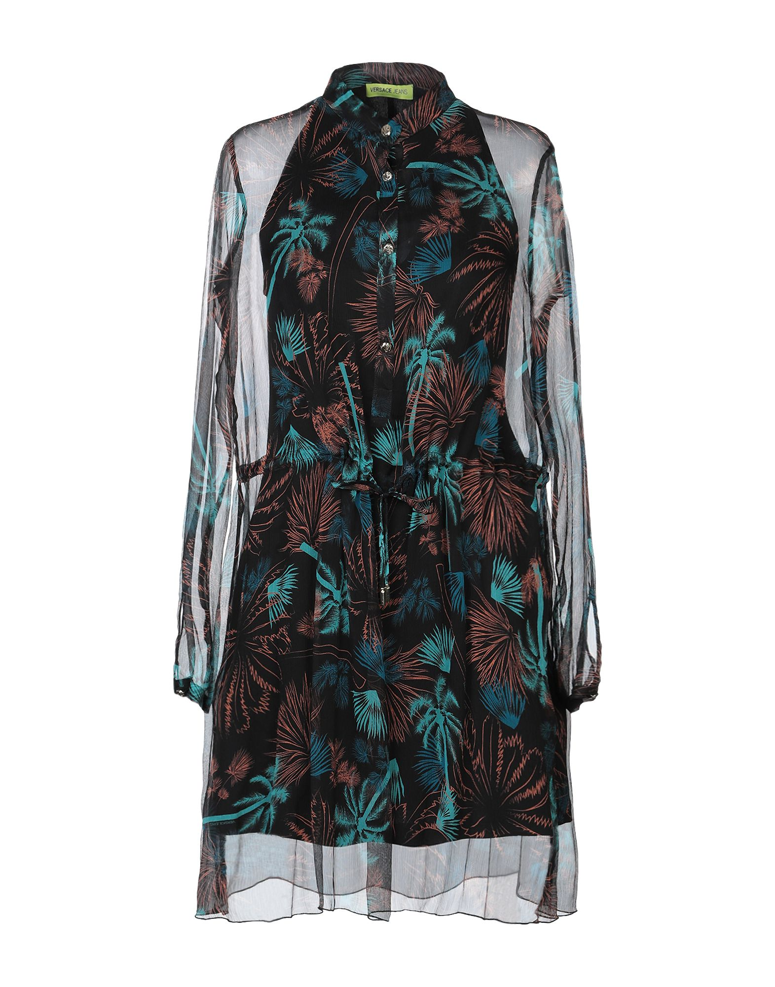VERSACE JEANS Короткое платье цена