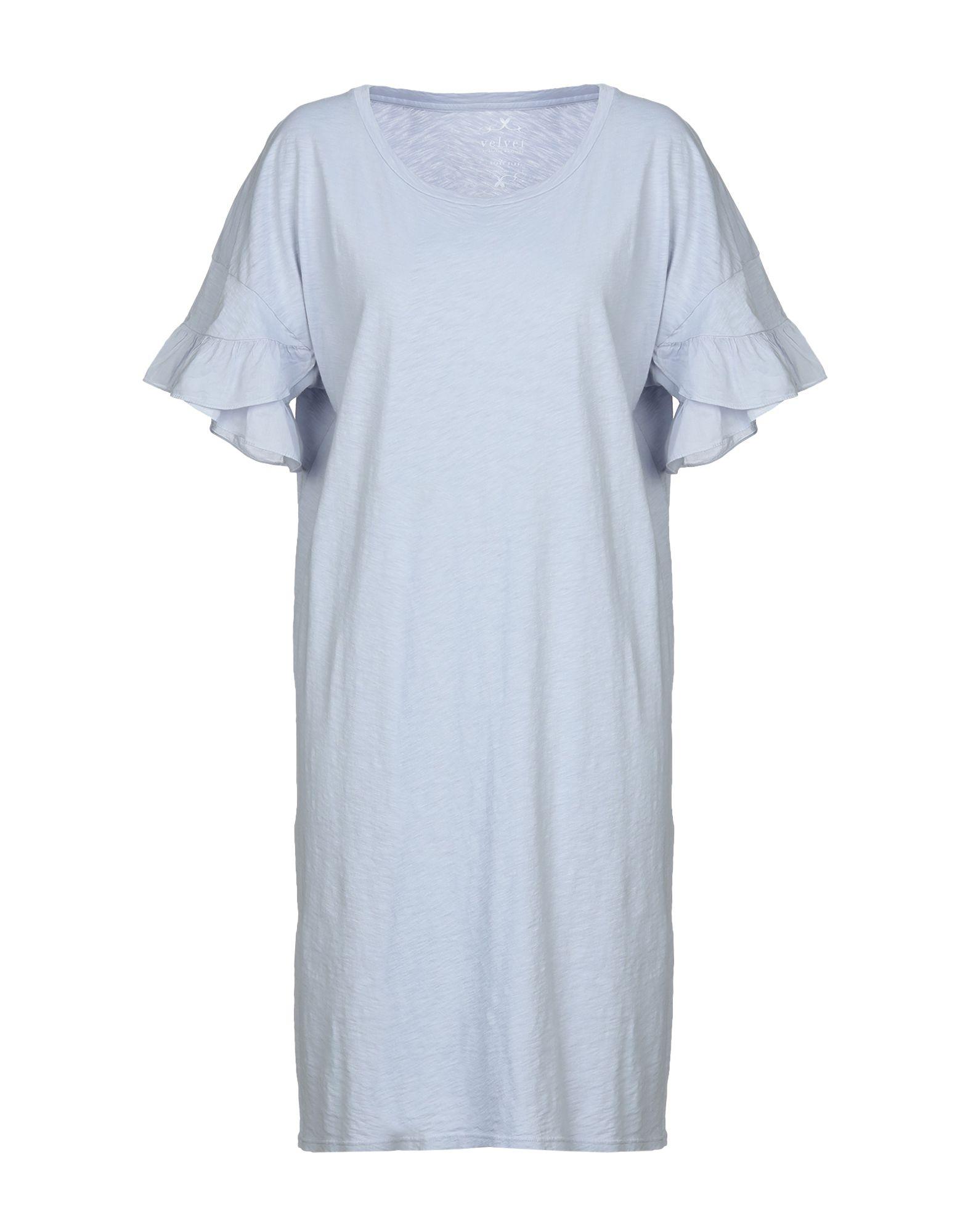 VELVET by GRAHAM & SPENCER Короткое платье 12storeez полуботинки из замши серо бежевые