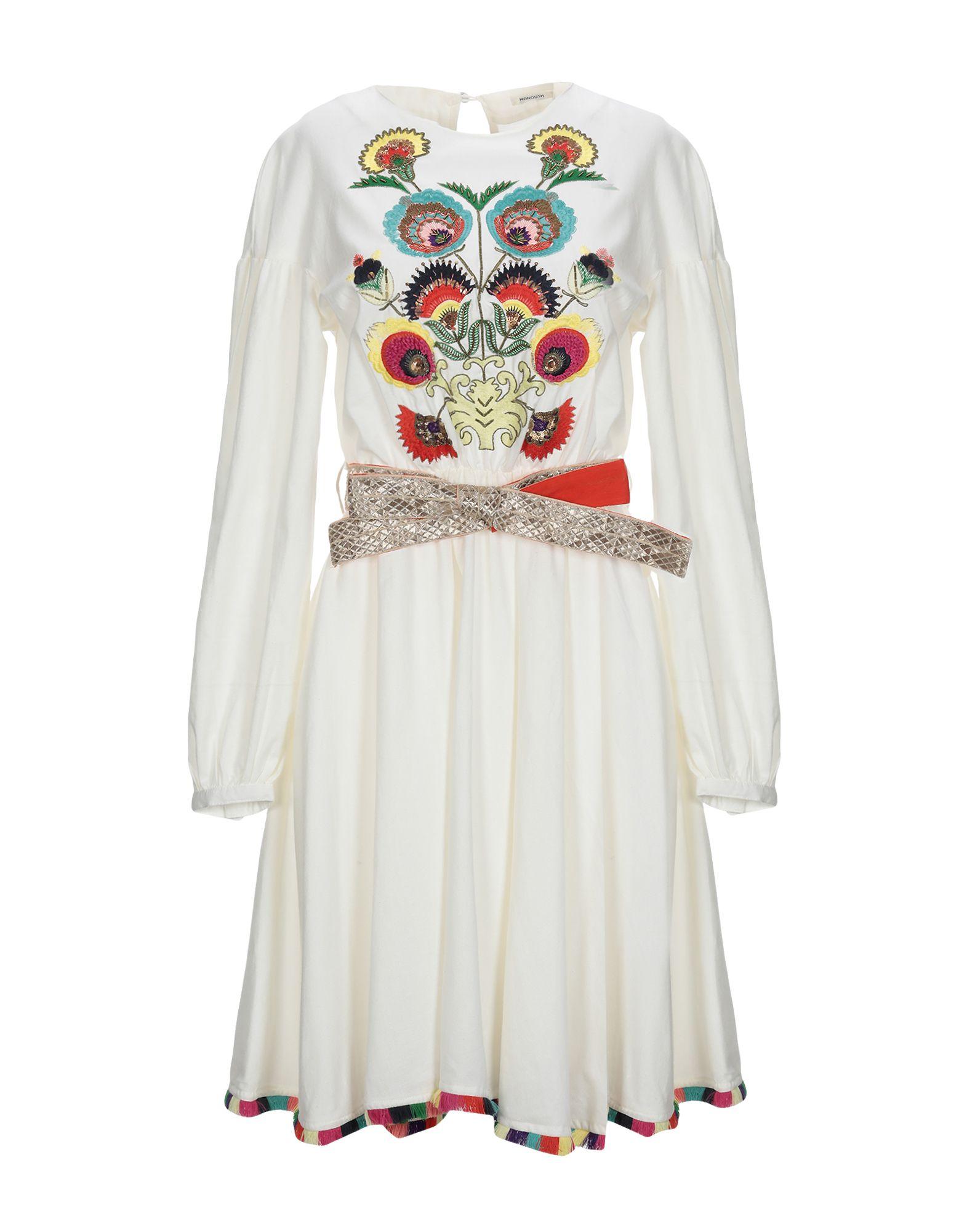 MANOUSH Короткое платье цена 2017
