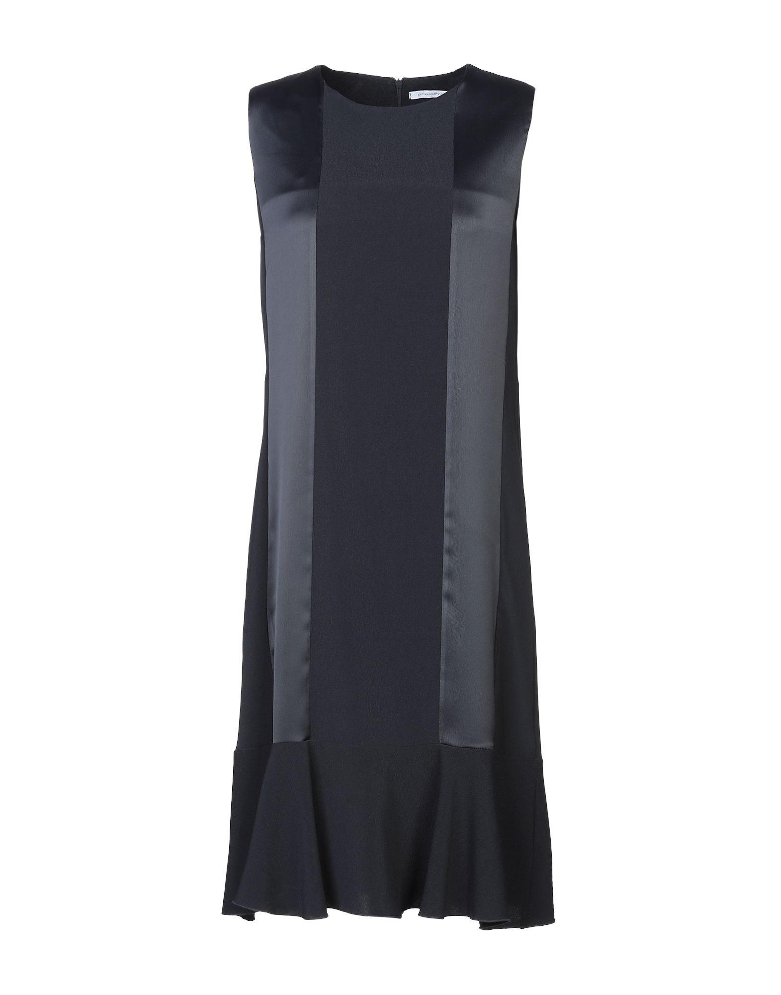 PAOLA PRATA Платье до колена