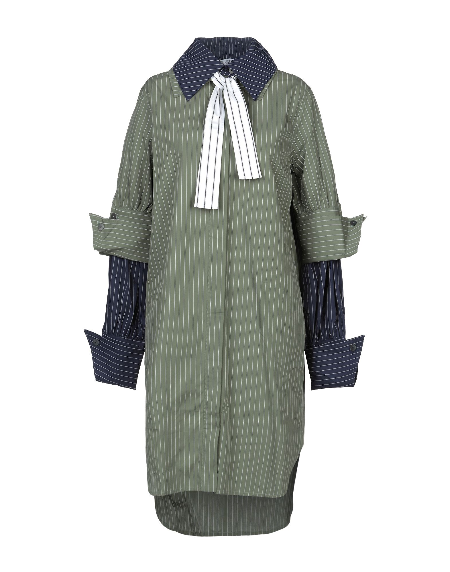 JW ANDERSON Короткое платье jw anderson длинное платье