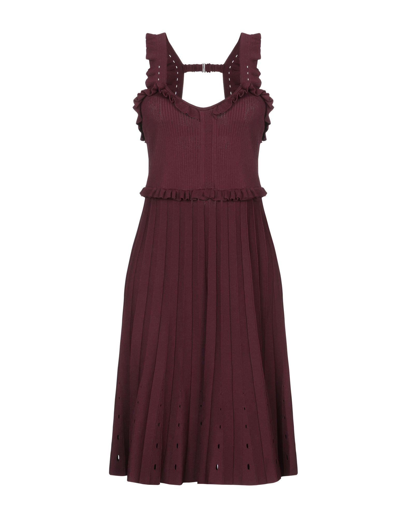 SANDRO Короткое платье sandro топ без рукавов