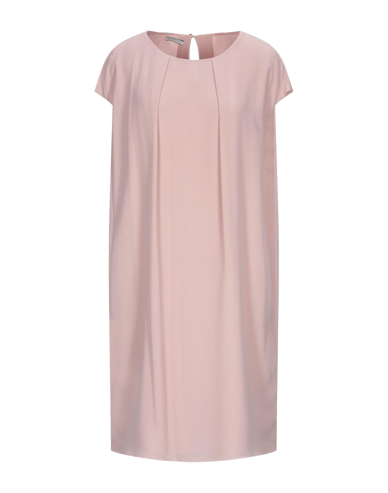 BLUKEY Короткое платье blukey платье до колена