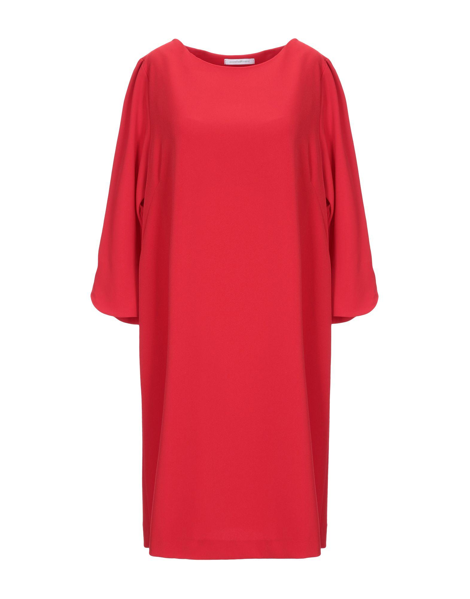 PAOLA PRATA Короткое платье paola t короткое платье
