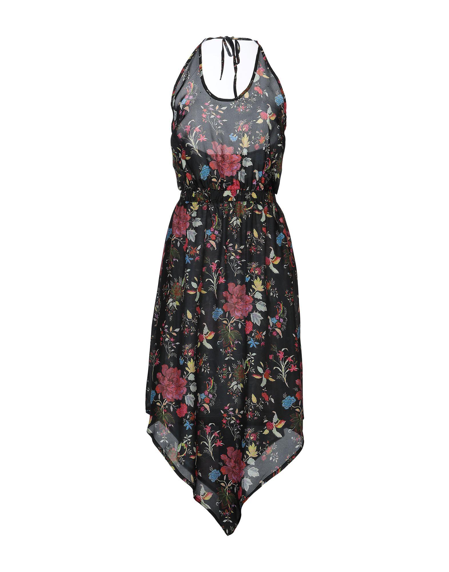 BRAND UNIQUE Платье длиной 3/4 цена