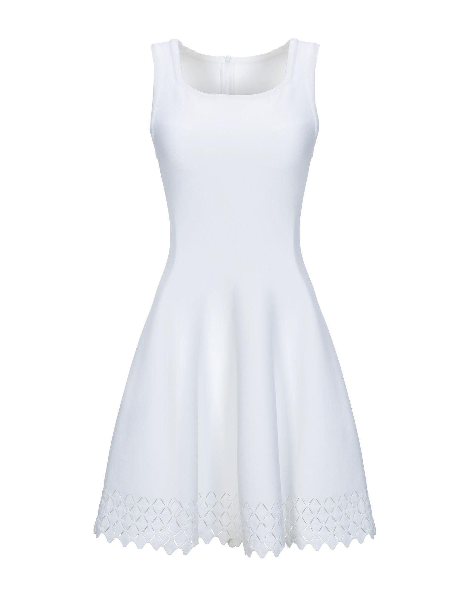 ALAÏA Короткое платье цены онлайн