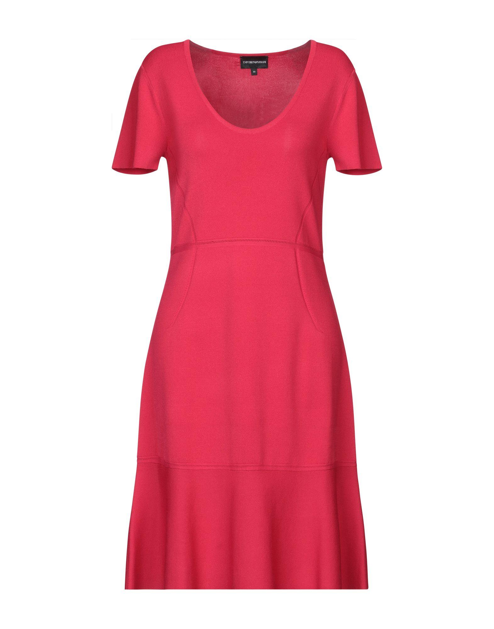 EMPORIO ARMANI Платье до колена цены