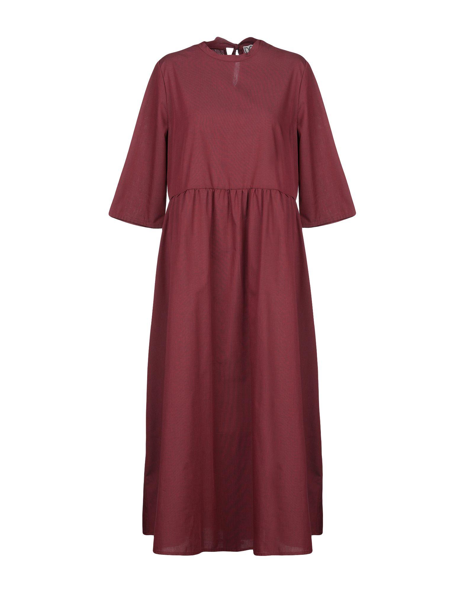 DOUUOD Платье длиной 3/4 woolrich платье длиной 3 4