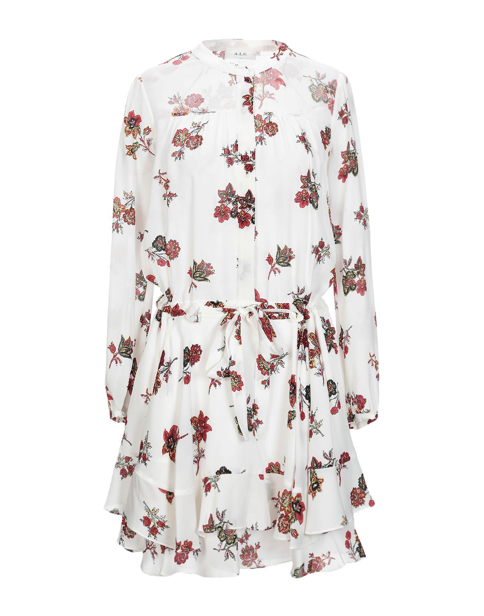 A.L.C. Короткое платье petri короткое платье