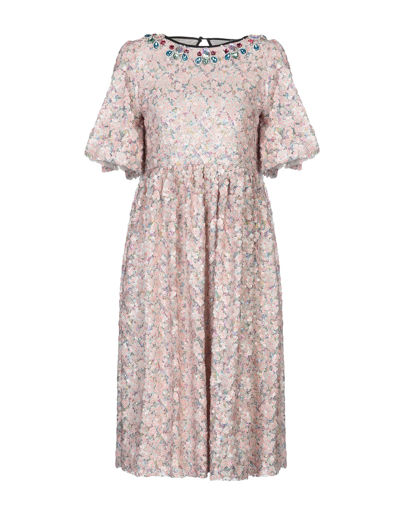 купить MANOUSH Платье до колена по цене 13100 рублей