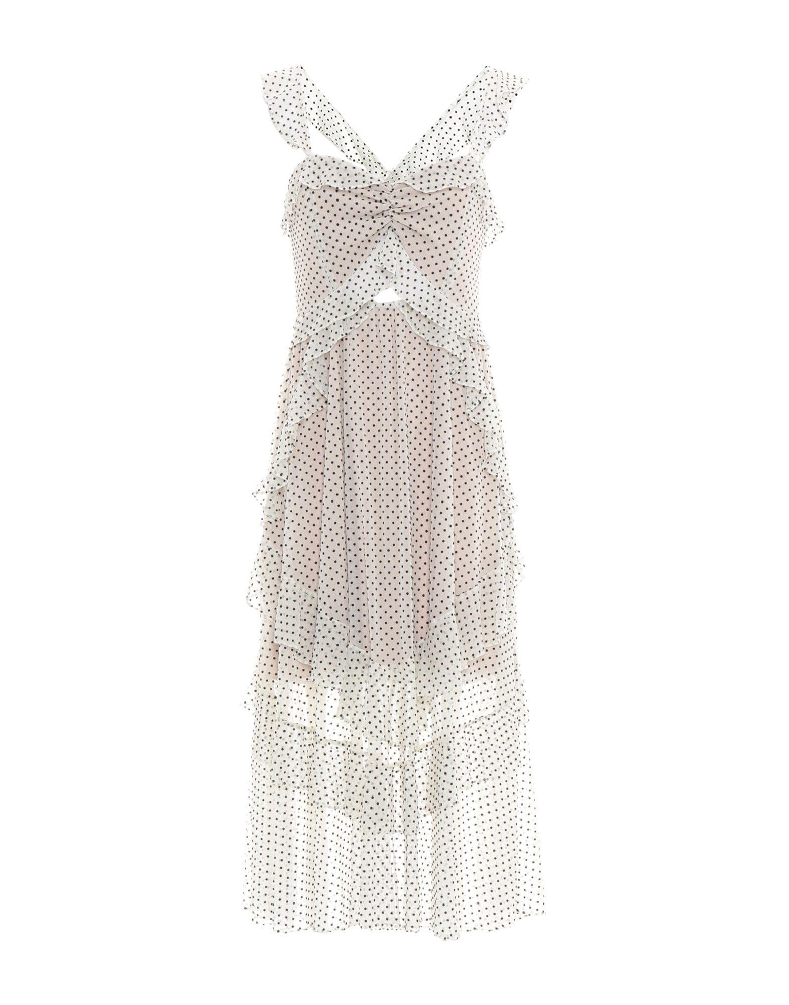 Фото - MARISSA WEBB Платье длиной 3/4 платье комбинезон в горошек 1 мес 3 года