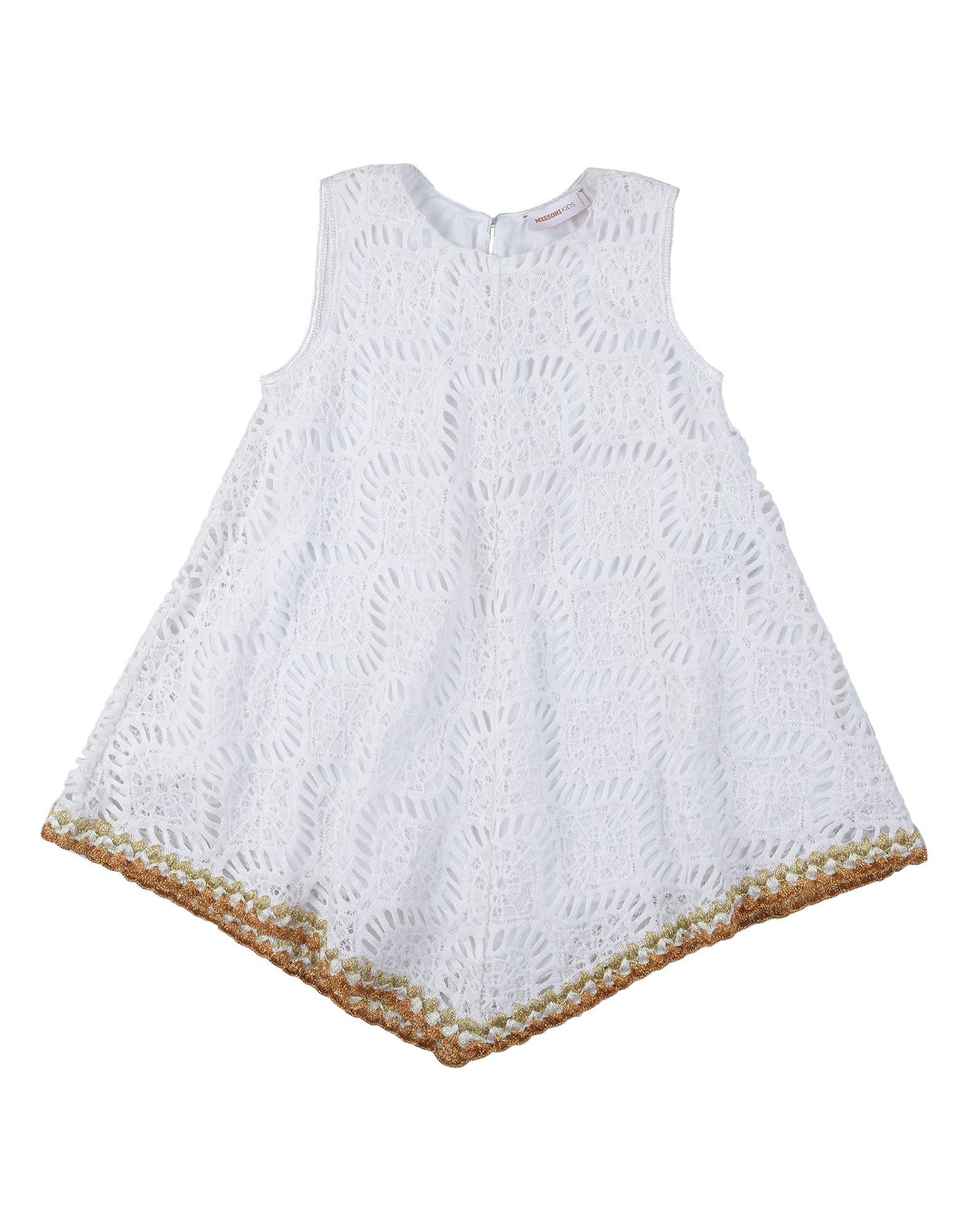 цена MISSONI KIDS Платье онлайн в 2017 году
