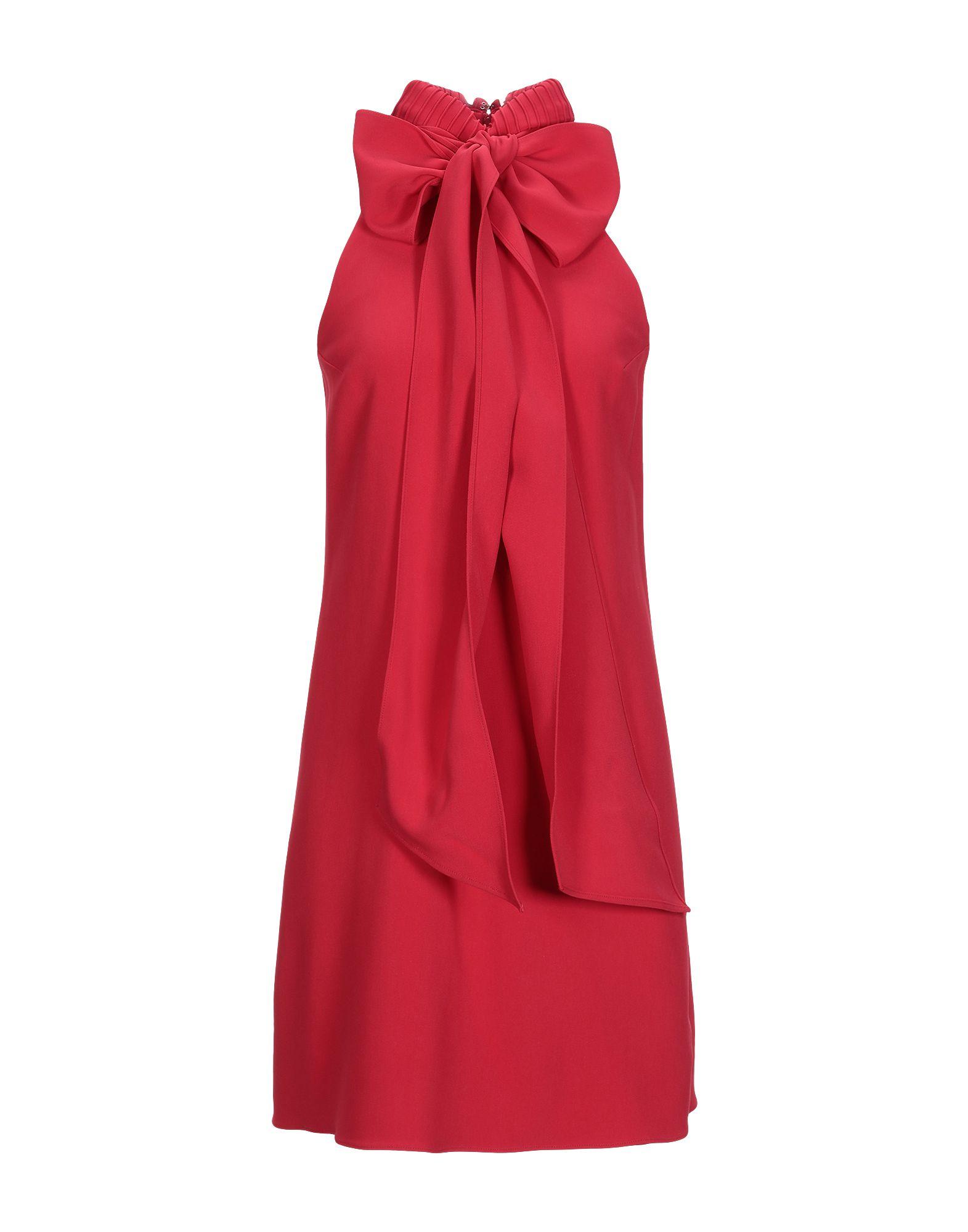BRANDON MAXWELL Короткое платье все цены