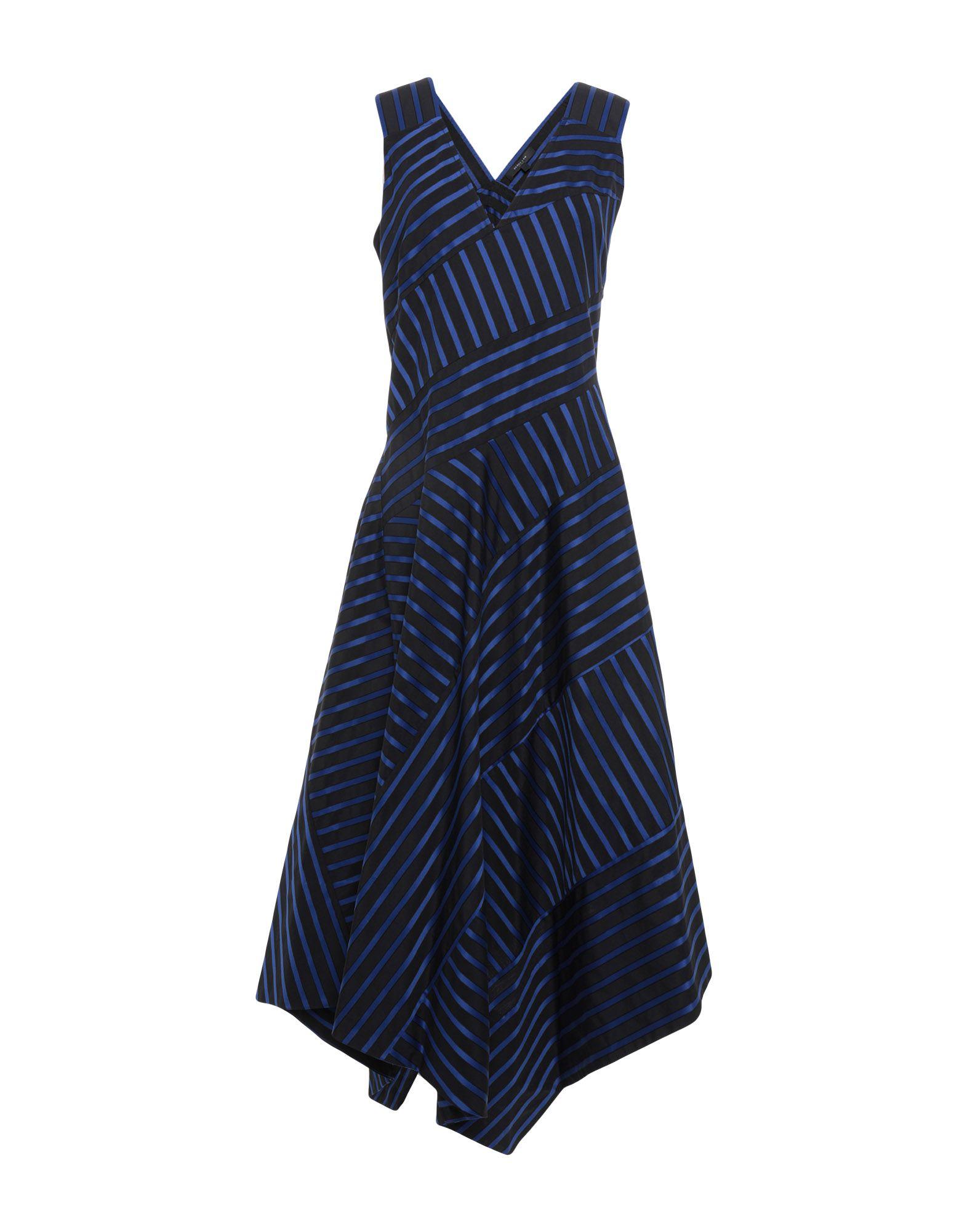 DEREK LAM   DEREK LAM 3/4 Length Dresses 34923843   Goxip