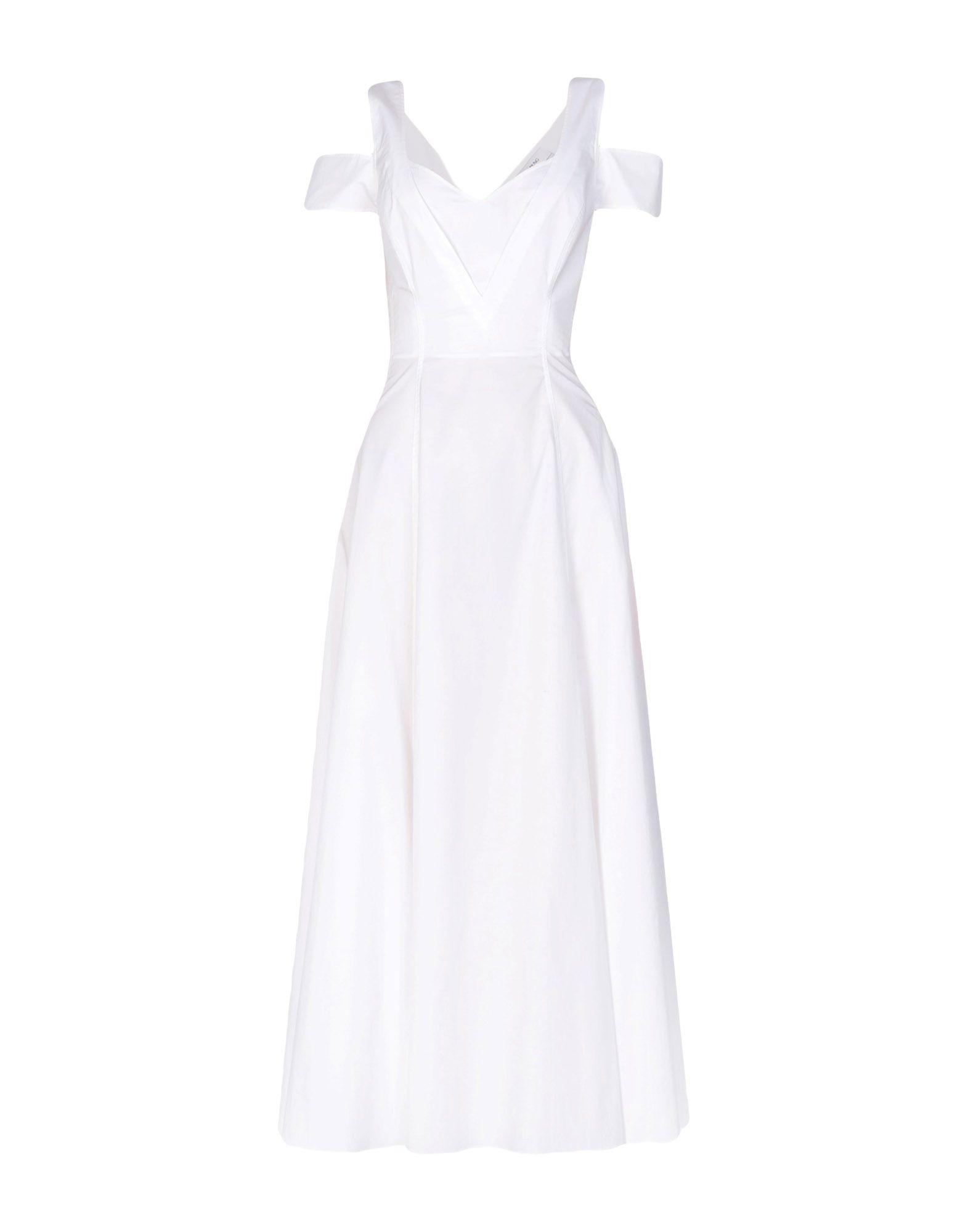 PRABAL GURUNG Длинное платье