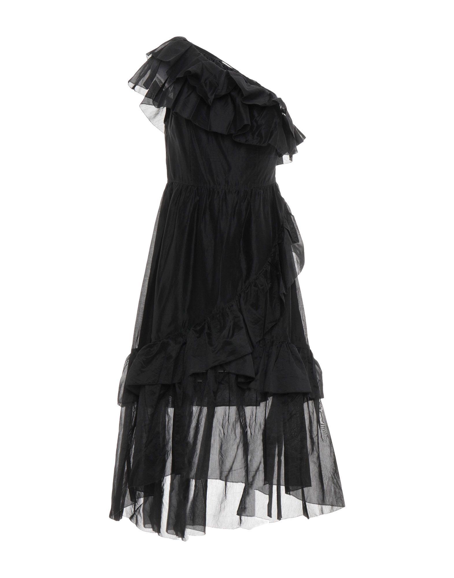 ULLA JOHNSON Платье длиной 3/4 цена 2017