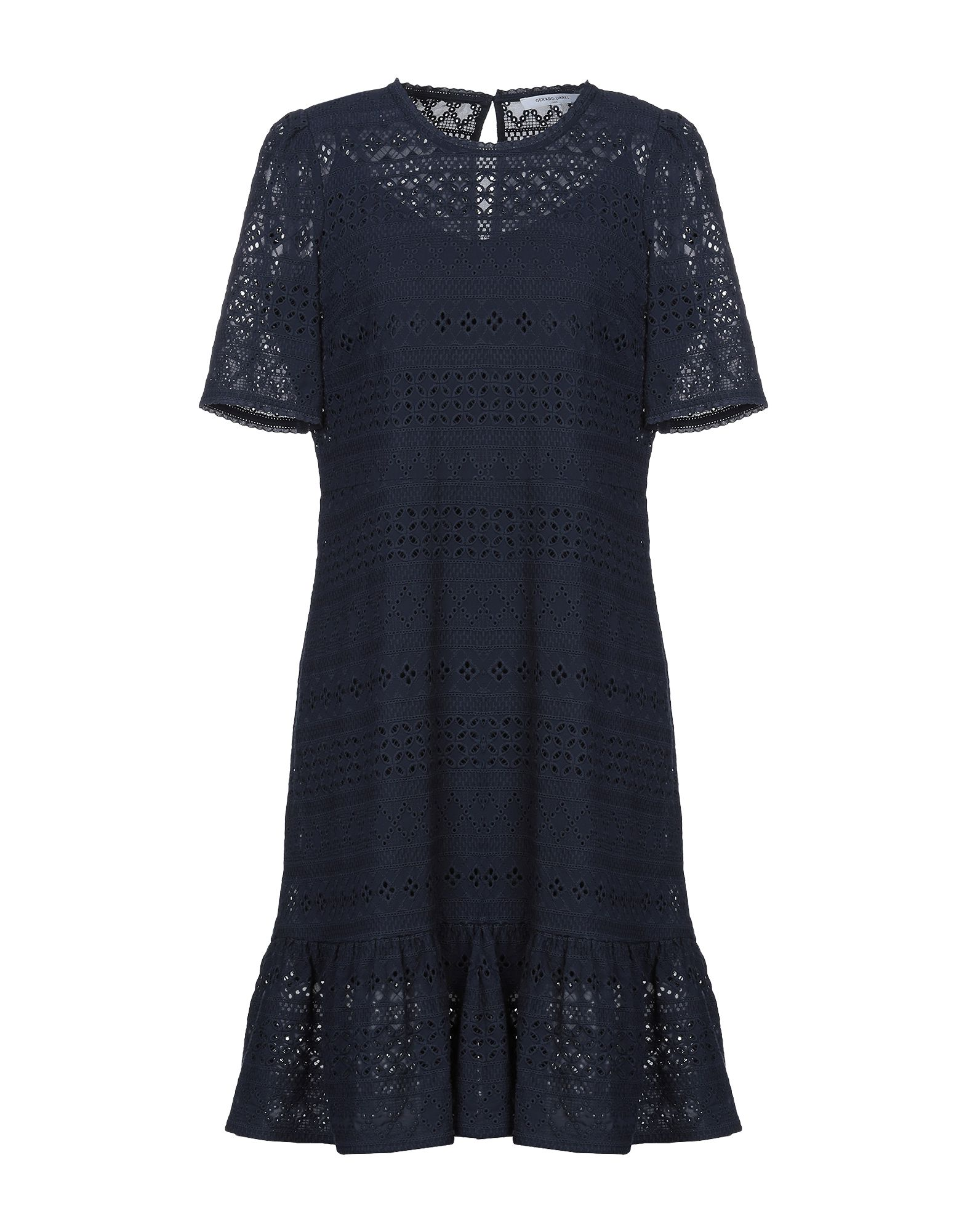 GERARD DAREL Платье до колена pablo de gerard darel шелковая блузка с леопардовым принтом