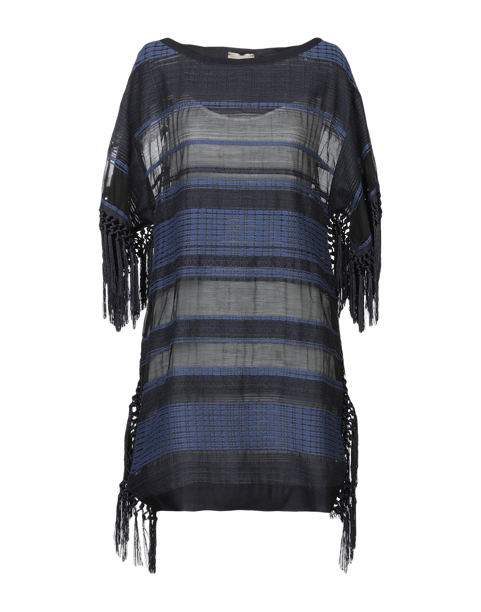 GARAGE NOUVEAU Короткое платье lovaru ™новый 2015 мода новые печатные органза сладкий простой талии платье женщина casual платье