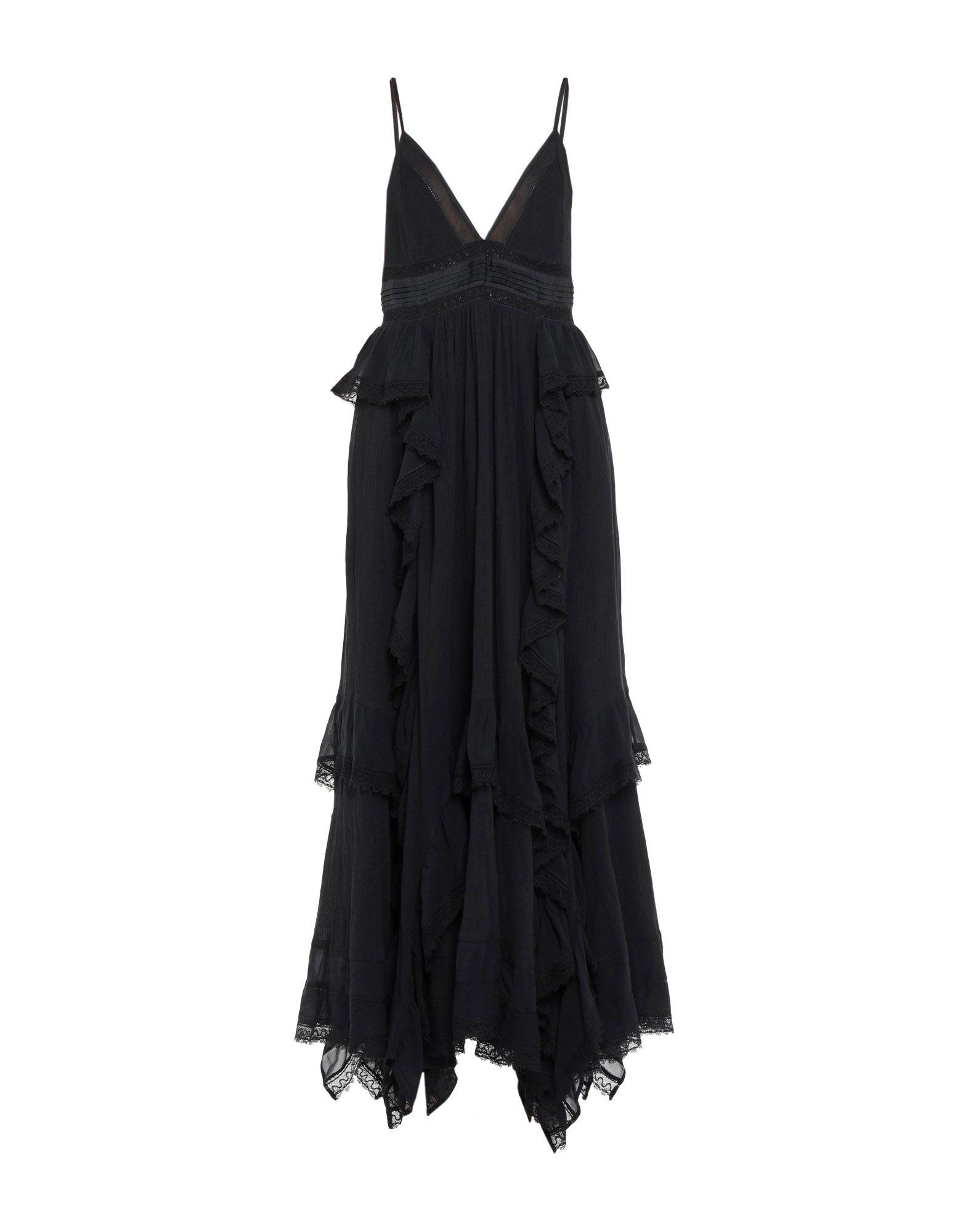ULLA JOHNSON Длинное платье автомагнитола swat mex 1013ubw 1din 2x35вт