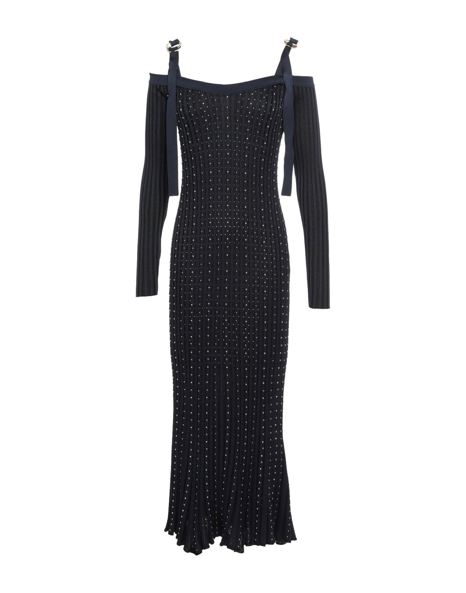 Фото - VERSACE Платье длиной 3/4 versus versace платье длиной 3 4