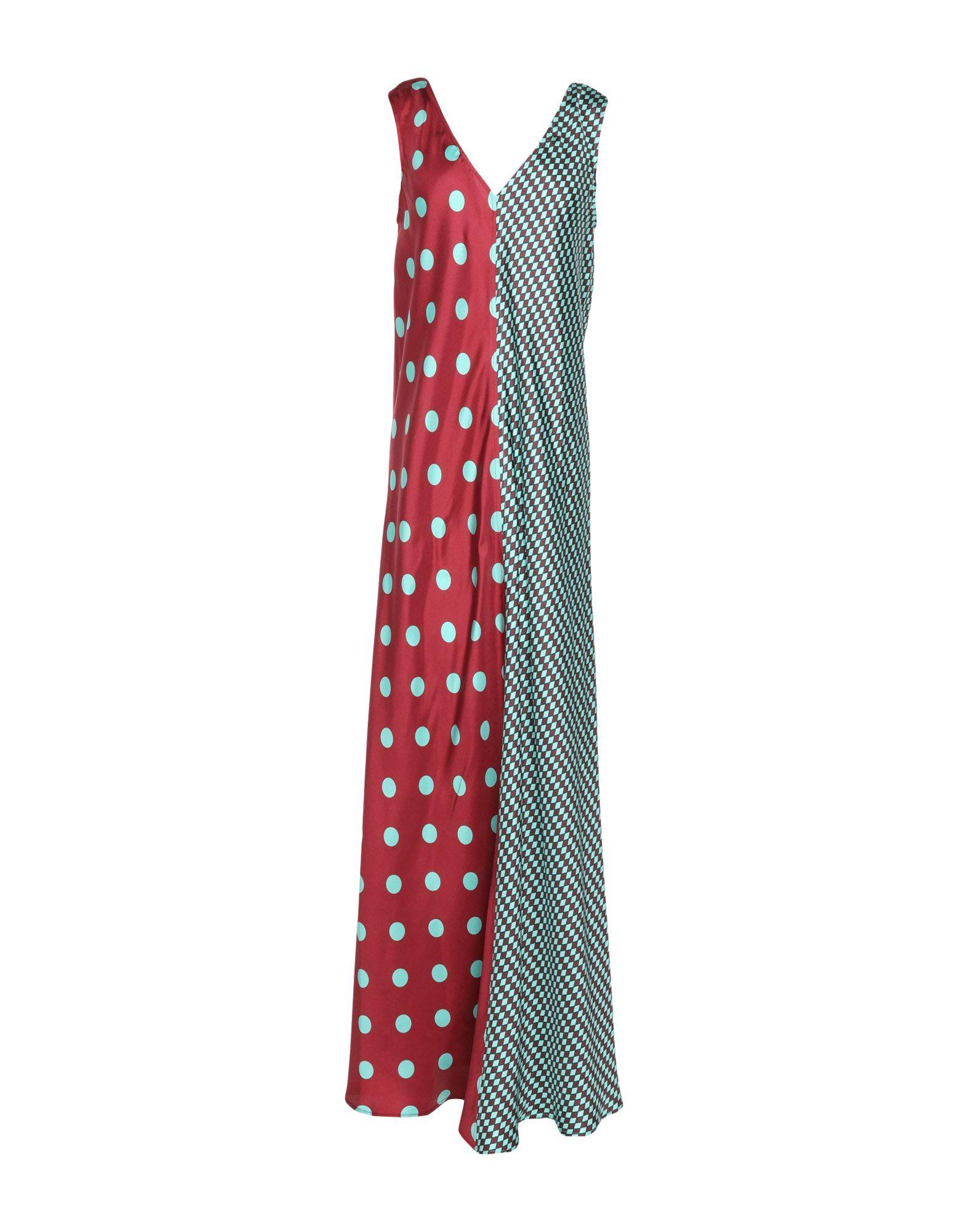 ALBERTO BIANI Длинное платье alberto biani короткое платье