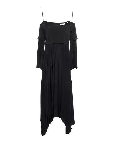 Фото - Платье до колена от A.L.C. черного цвета