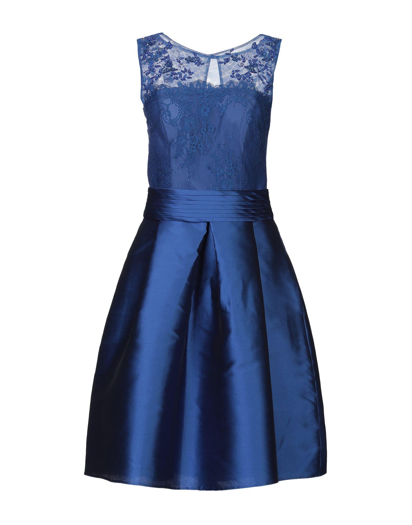 CABOTINE PRIVÉE by GEMA NICOLÁS Платье до колена цена 2017