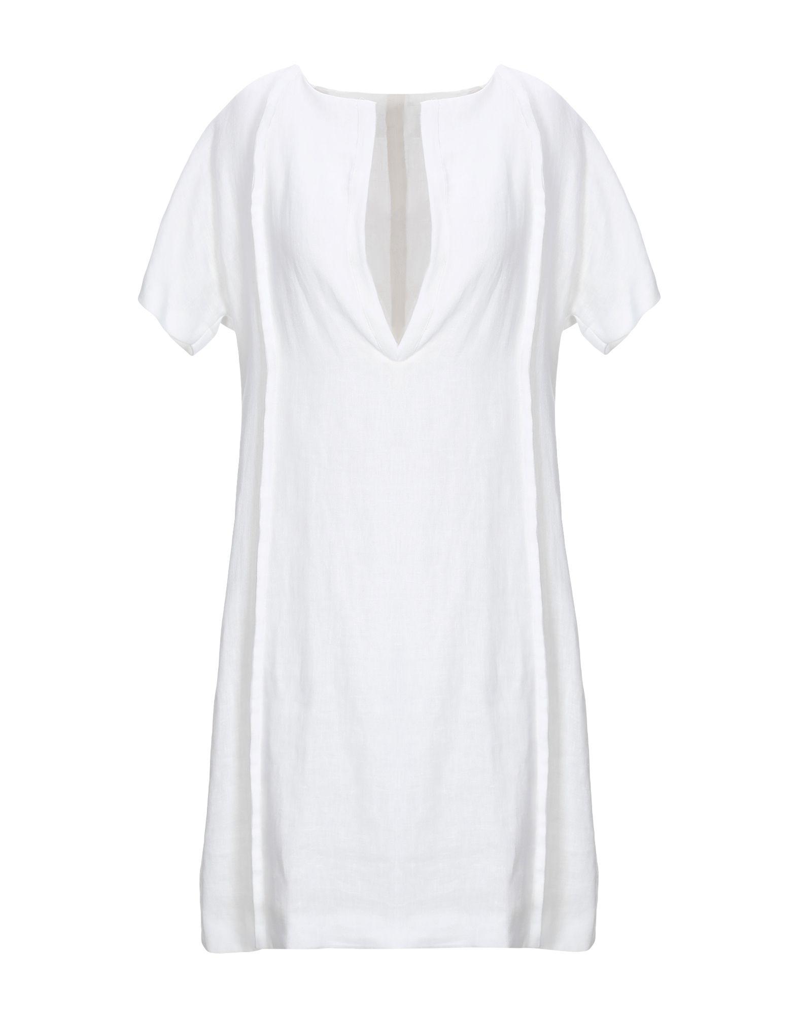 KITON Короткое платье kiton мокасины