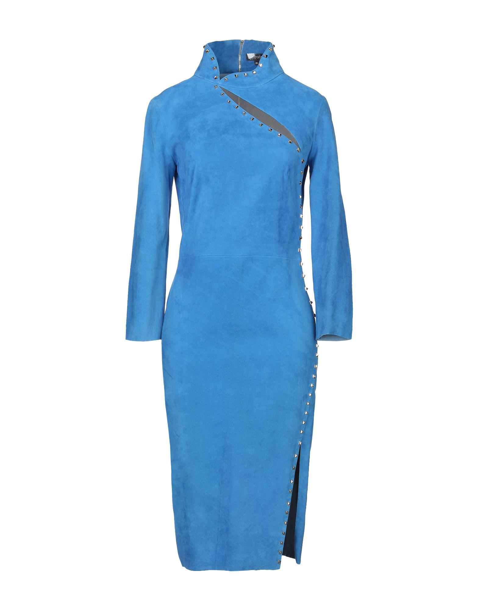 JITROIS Платье до колена jitrois куртка
