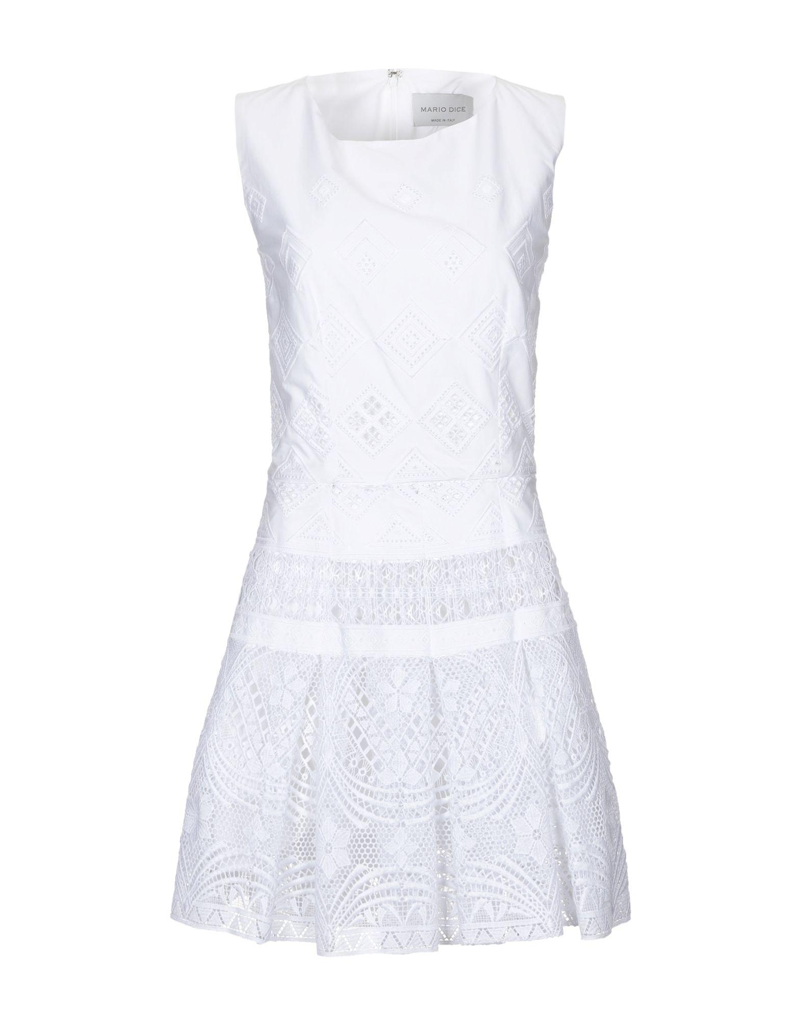 MARIO DICE Короткое платье mario dice повседневные брюки