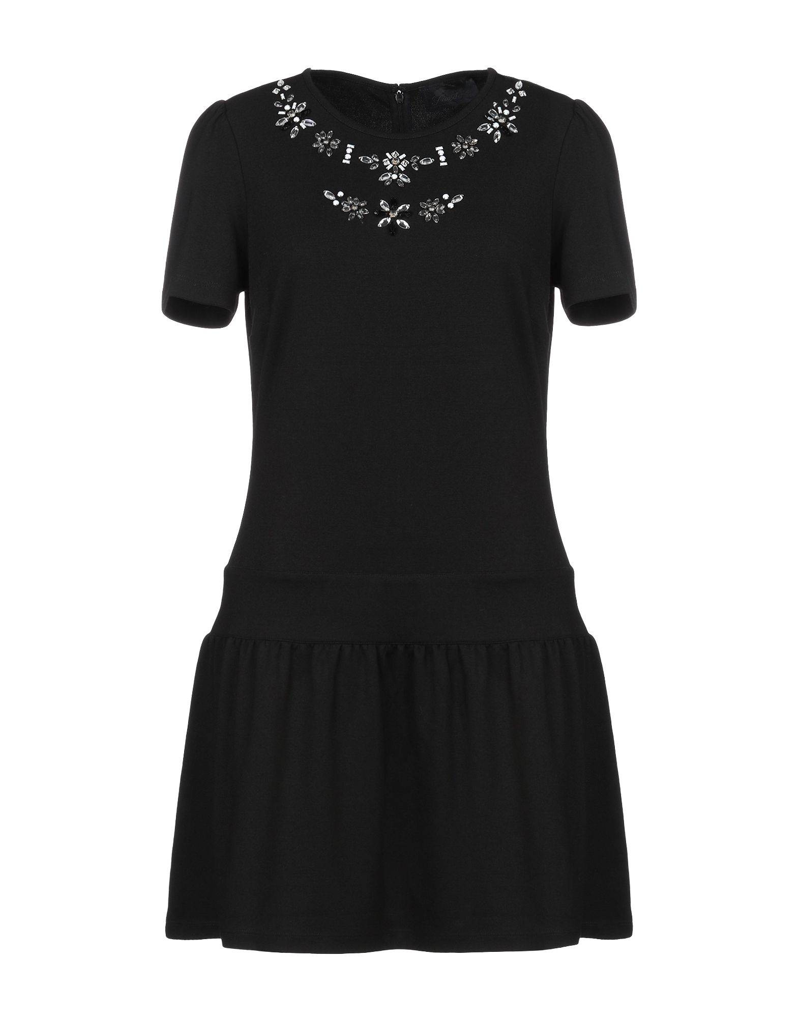 ATELIER FIXDESIGN Короткое платье atelier fixdesign комбинезоны без бретелей