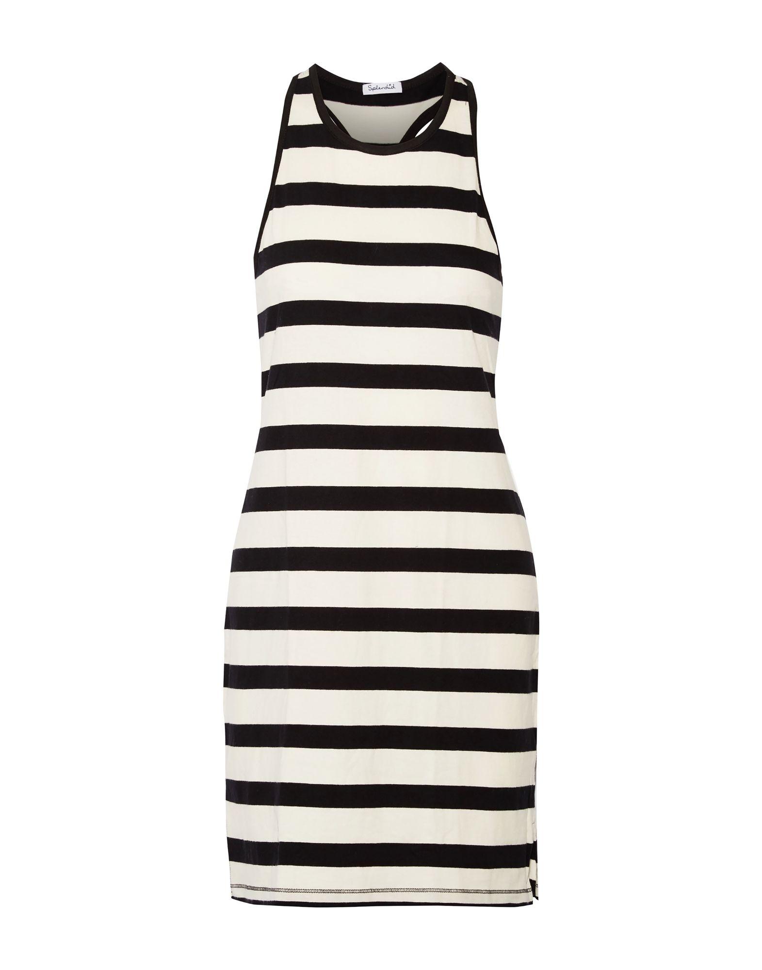 SPLENDID Короткое платье летом 2015 новый суд европы печати тонкая талия ретро платье без рукавов жилет юбка в конце детей