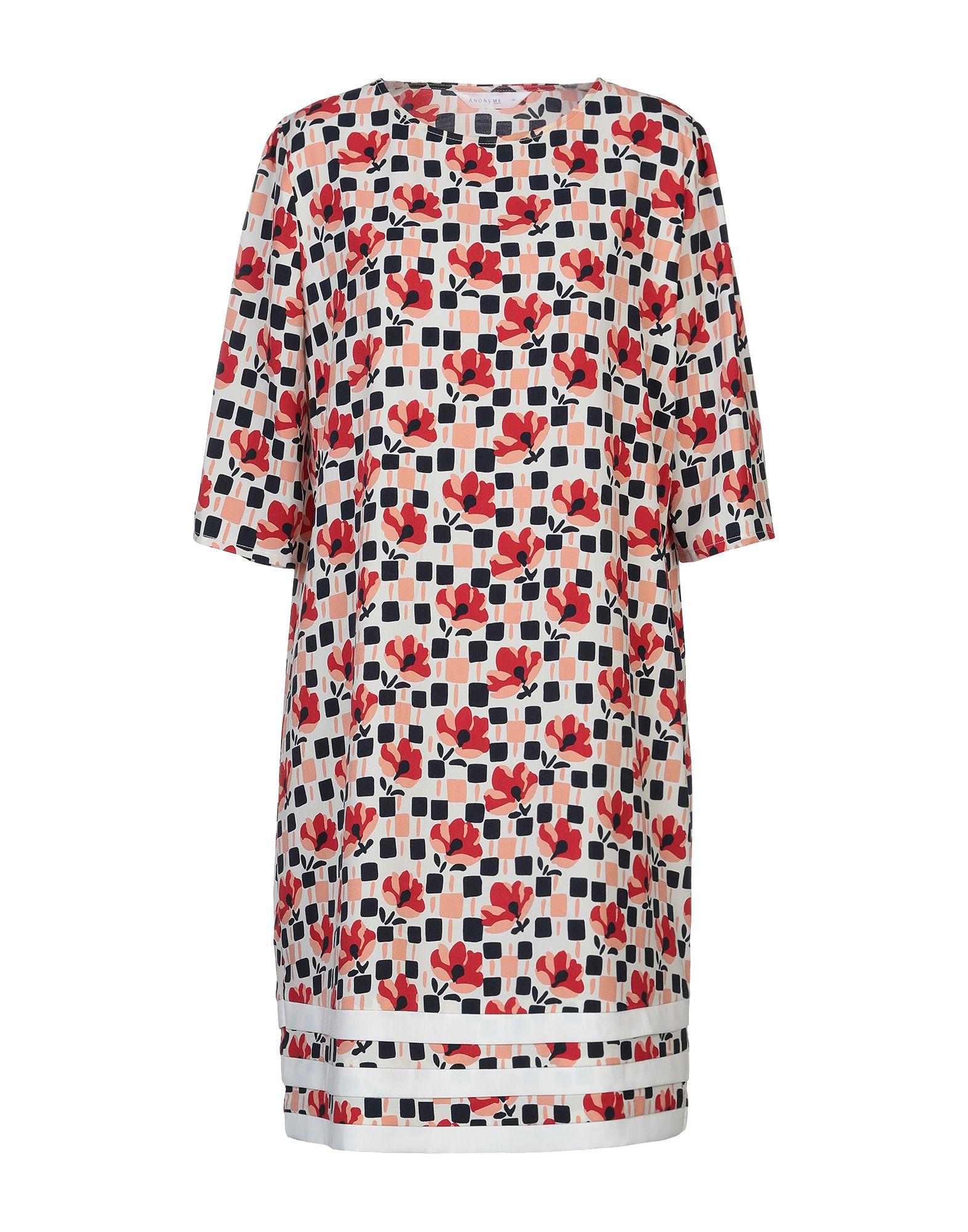 ANONYME DESIGNERS Короткое платье anonyme designers короткое платье