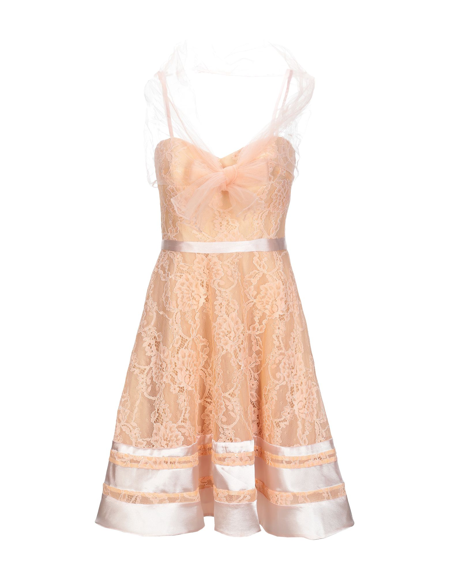 VIVIEN V. LUXURY Короткое платье цена 2017