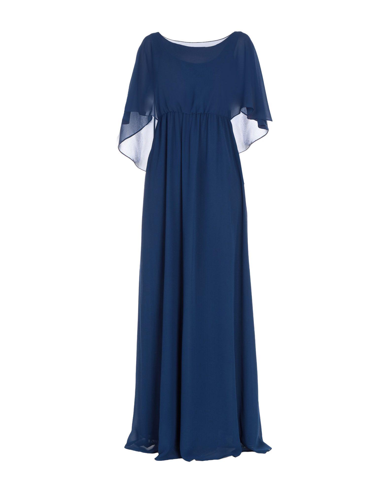 LES COCKTAILS DE LIU •JO Длинное платье summer cocktails