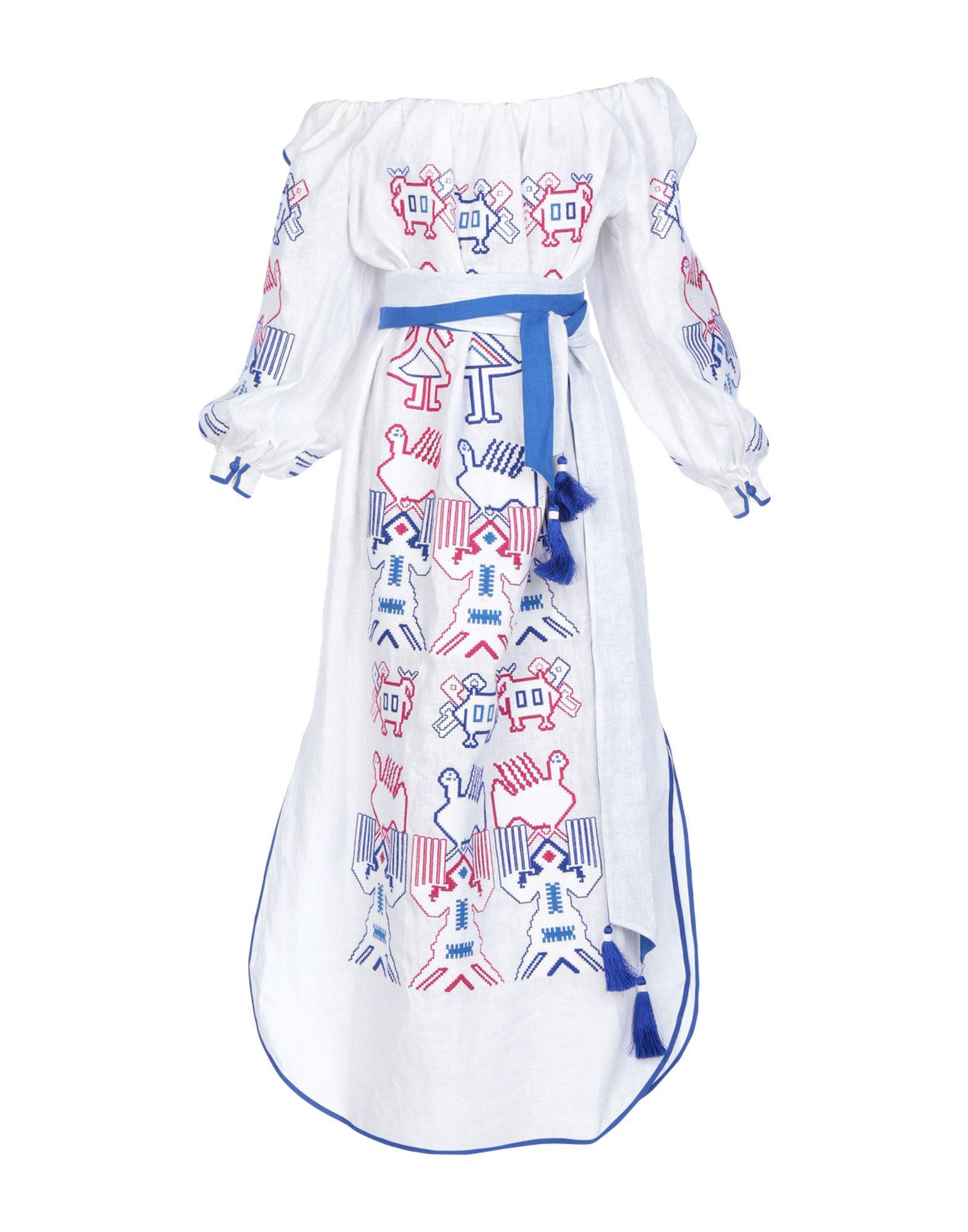 YULIYA MAGDYCH Длинное платье yuliya magdych короткое платье