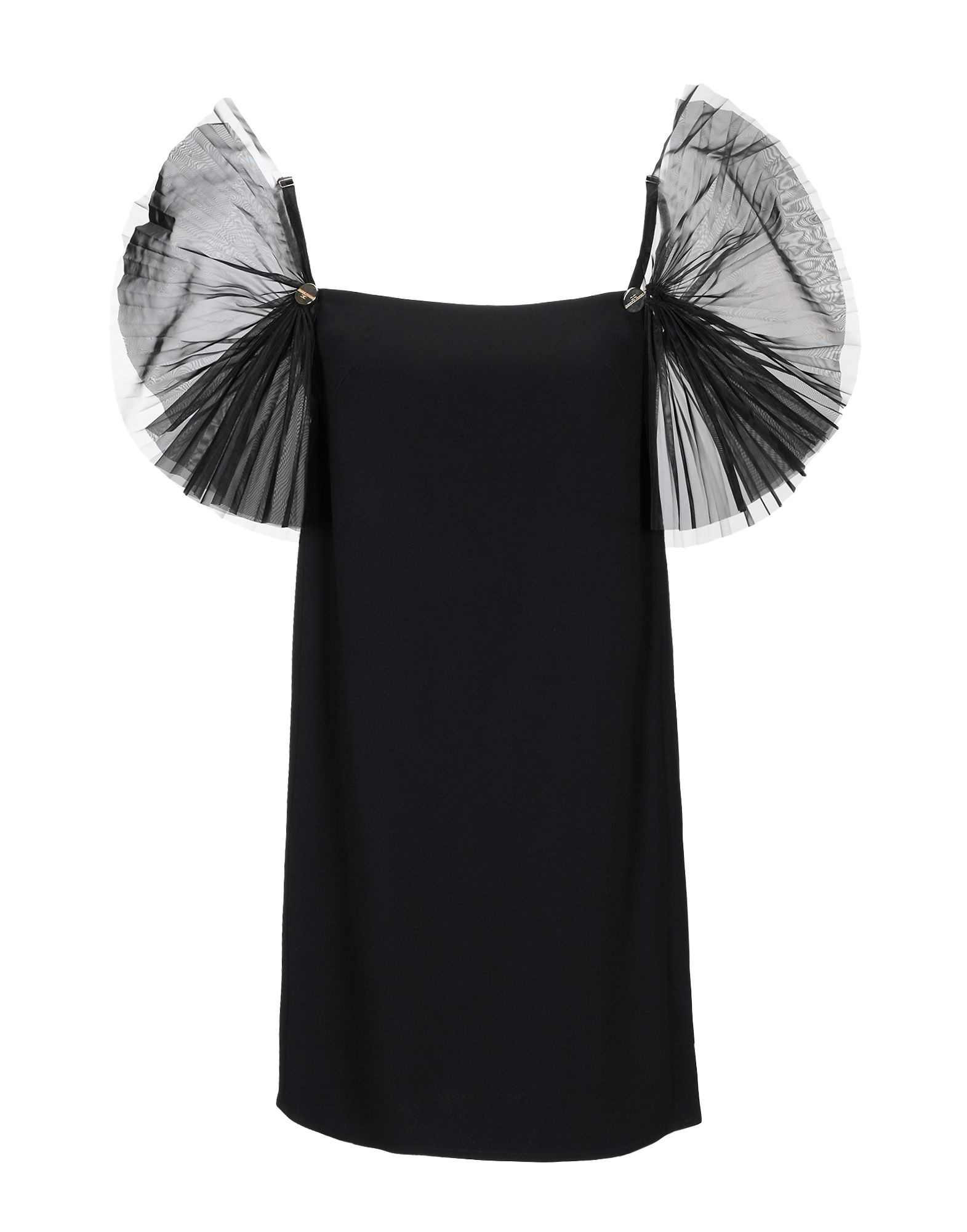 PASSEPARTOUT DRESS by ELISABETTA FRANCHI CELYN b. Короткое платье платье прямое b young samar dress
