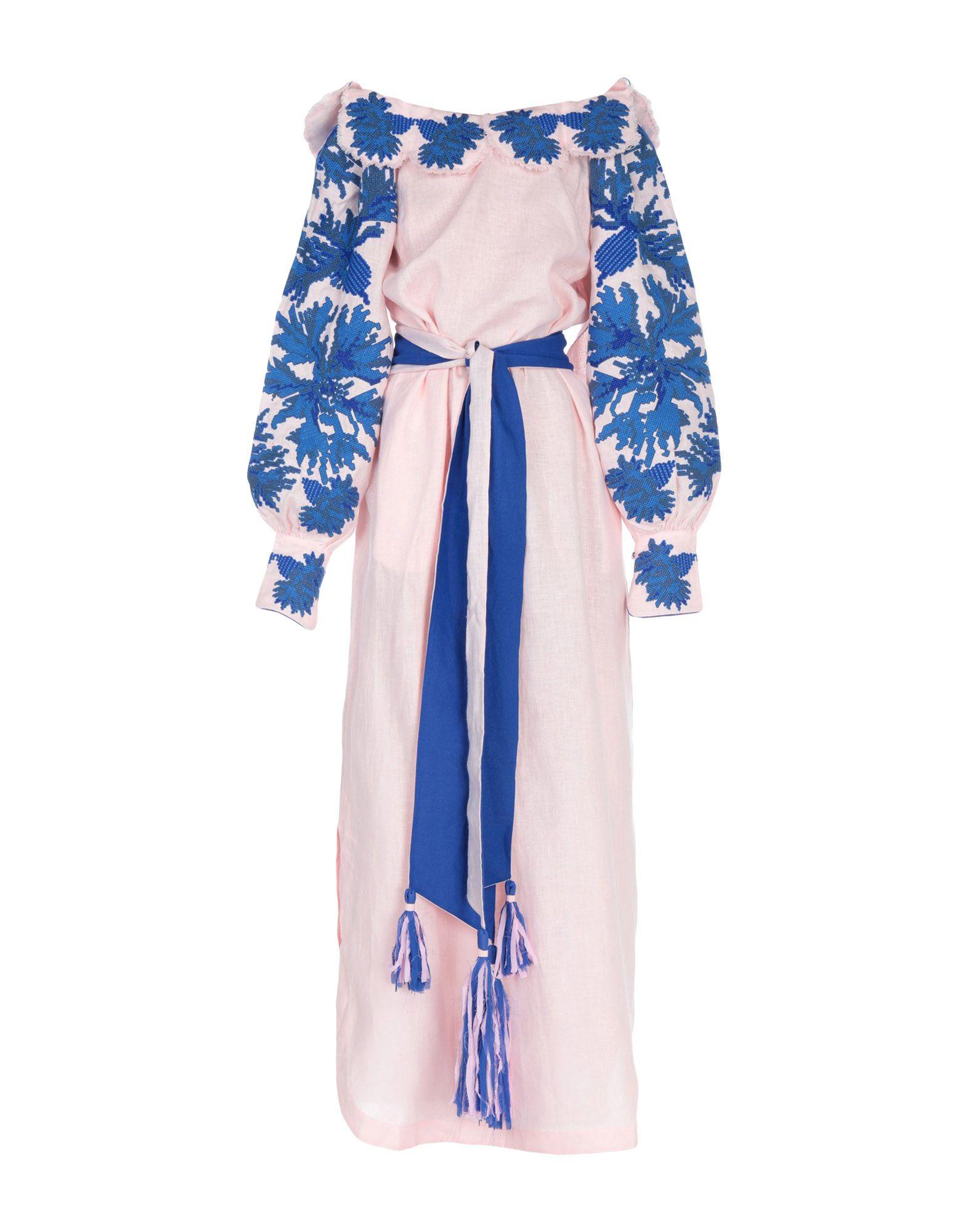 YULIYA MAGDYCH Длинное платье