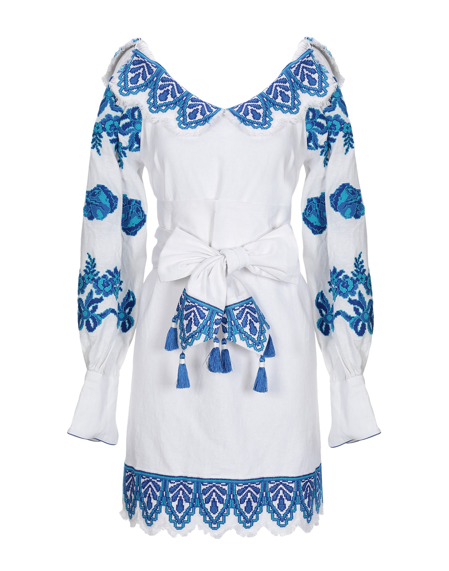YULIYA MAGDYCH Короткое платье yuliya magdych короткое платье