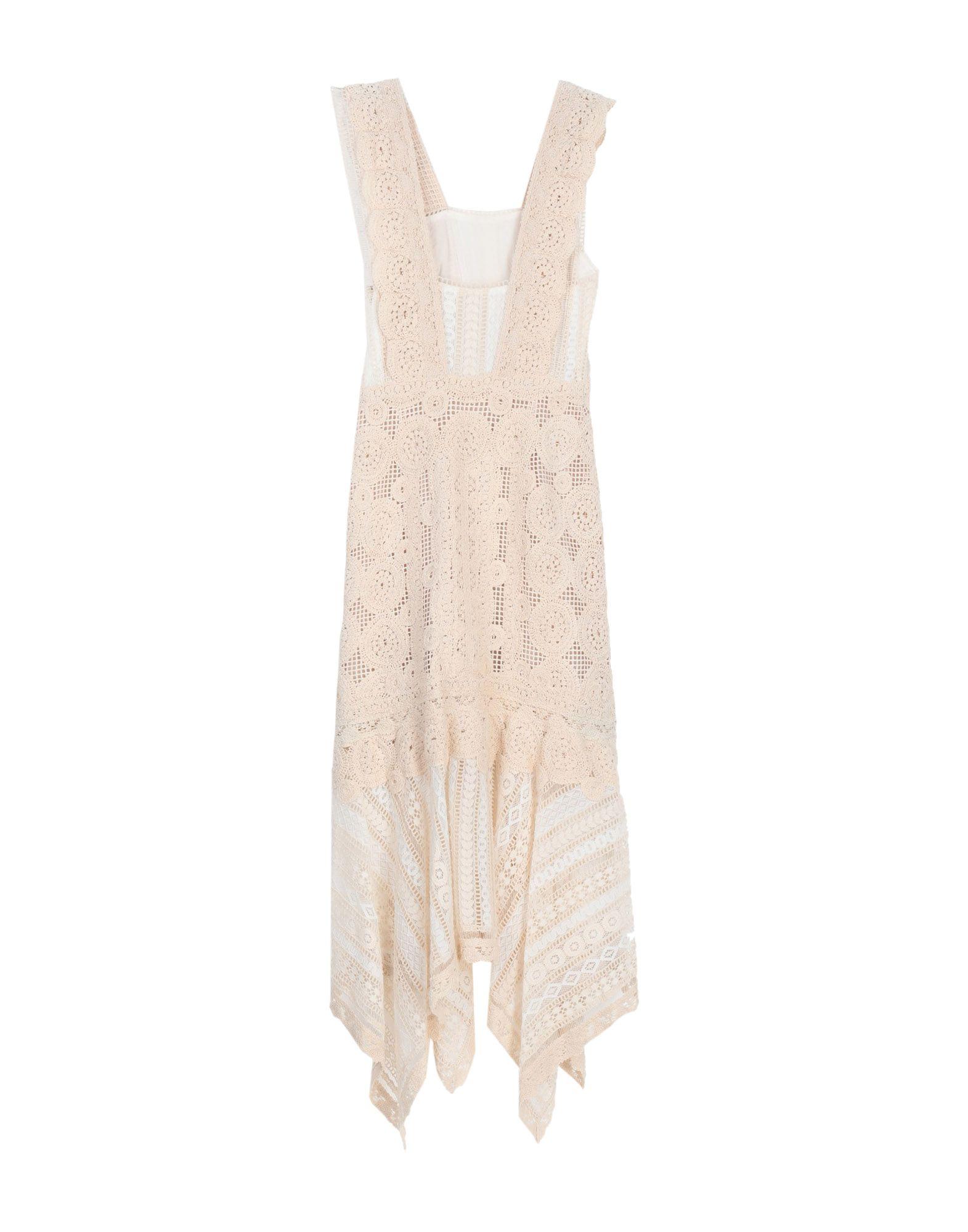 JONATHAN SIMKHAI Платье длиной 3/4 цена 2017